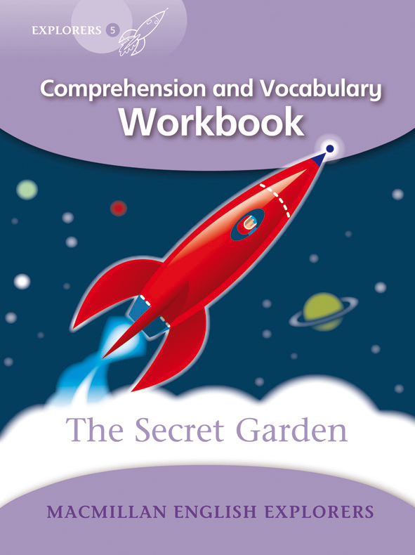 Explorers 5: The Secret Garden Workbook