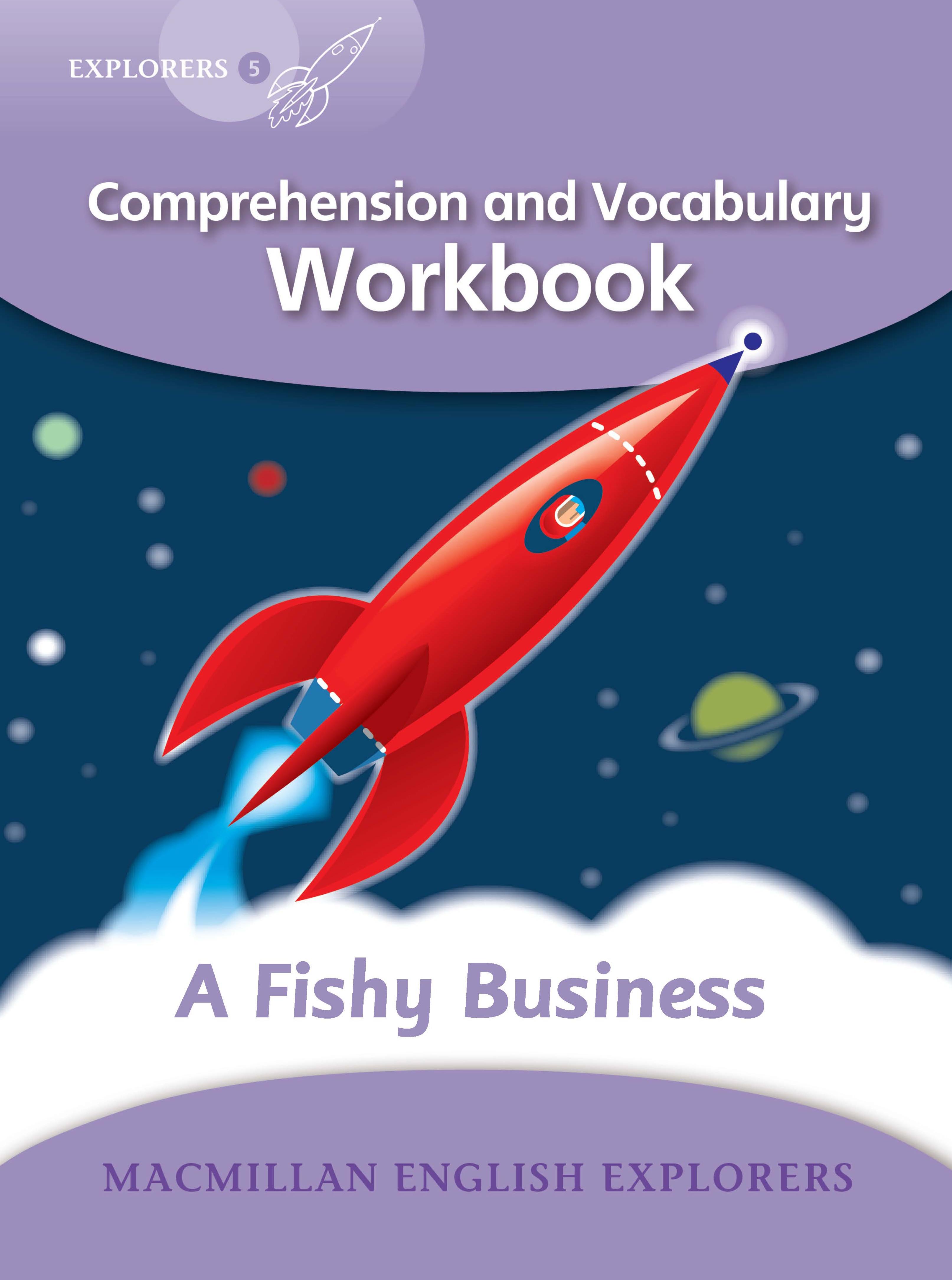 Explorers 5: A Fishy Business Workbook