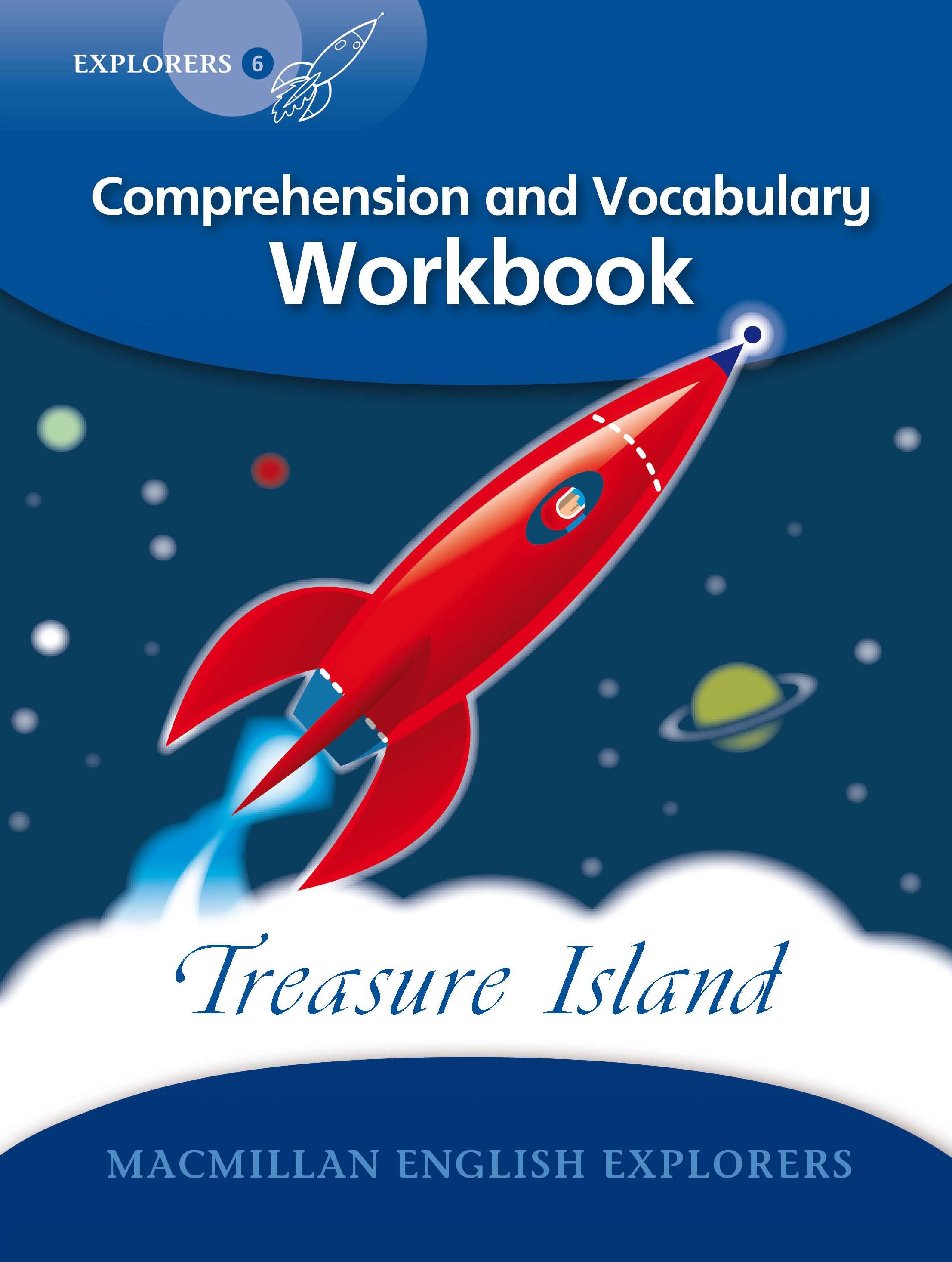 Explorers 6: Treasure Island Workbook