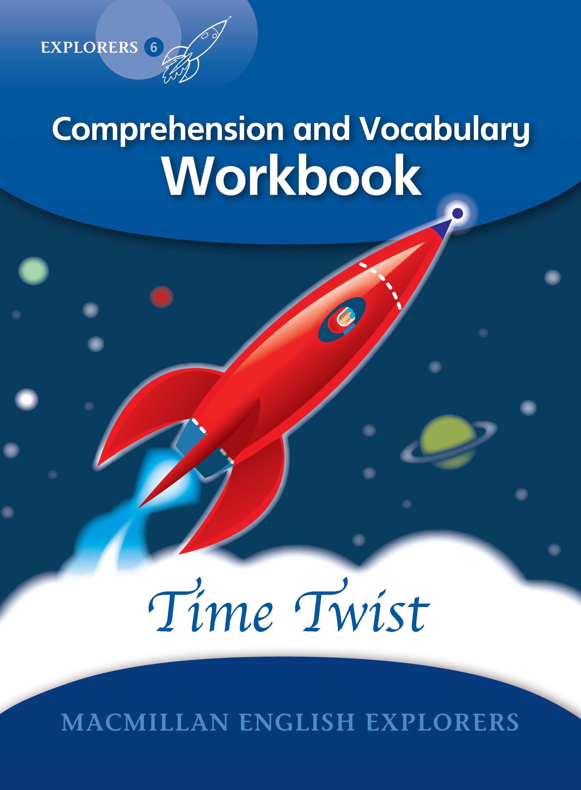 Explorers 6: Time Twist Workbook