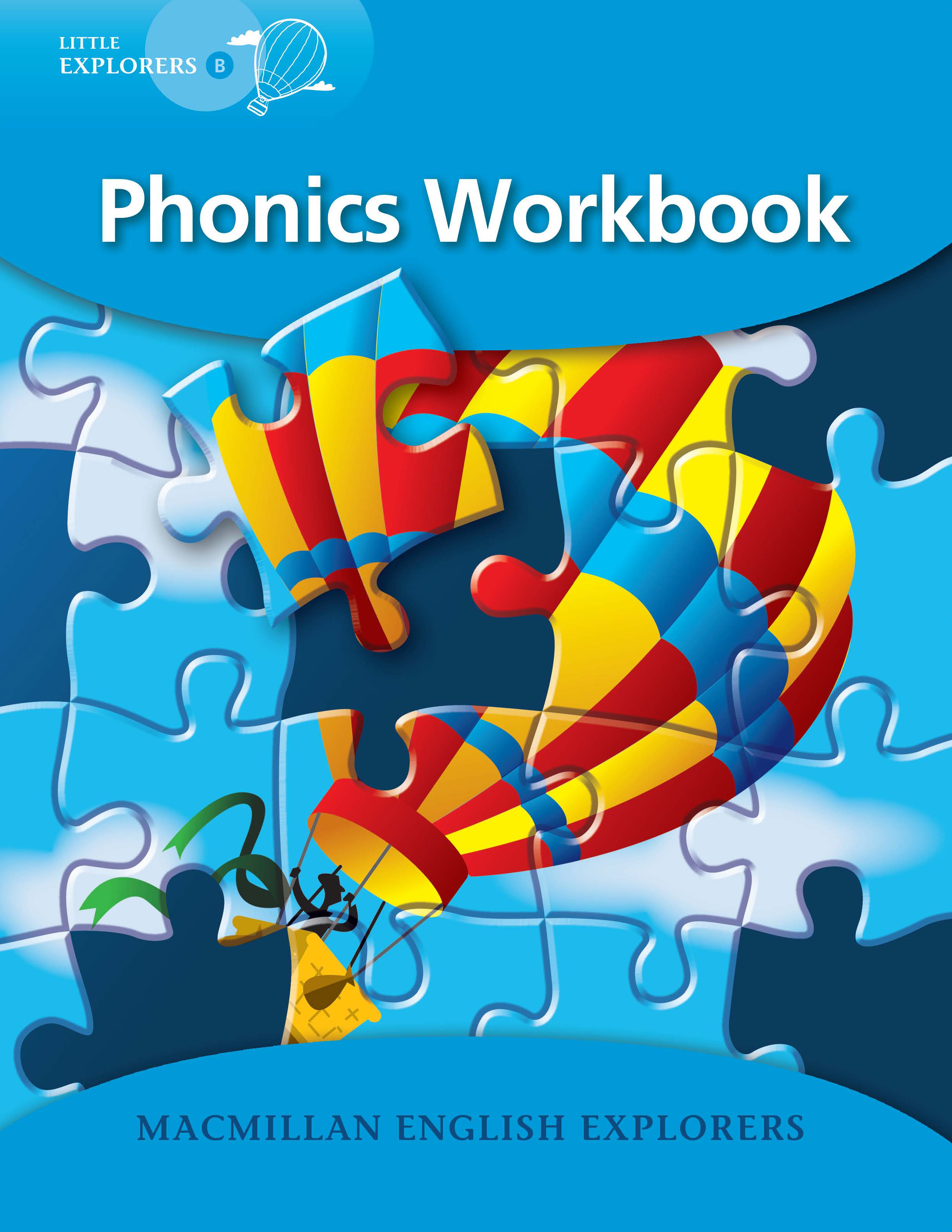 Little Explorers B: Phonics Workbook