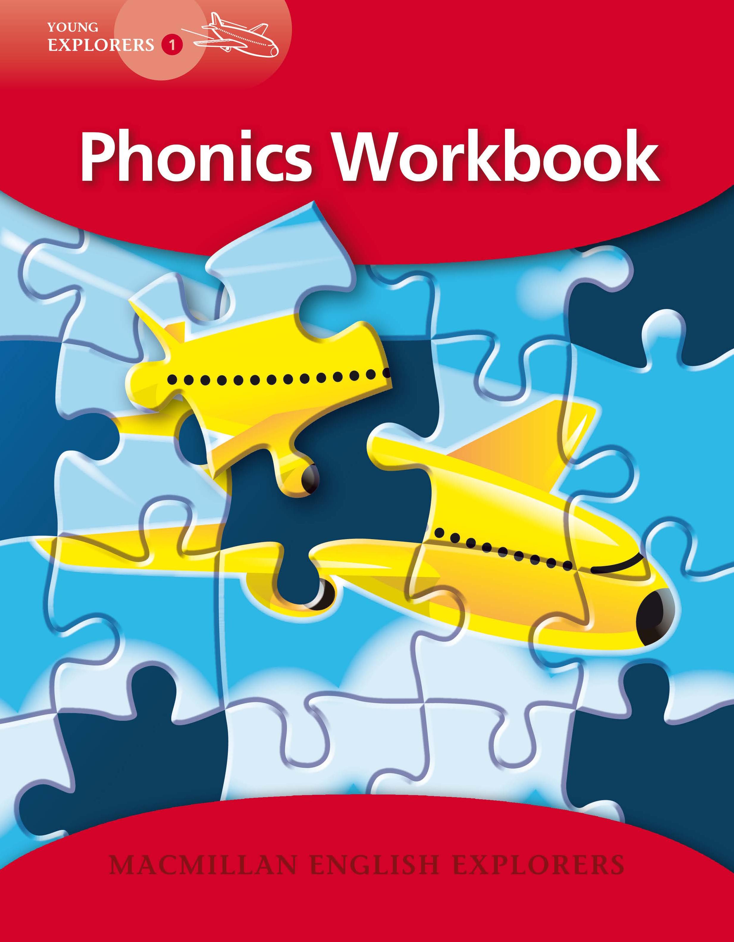 Young Explorers 1: Phonics Workbook