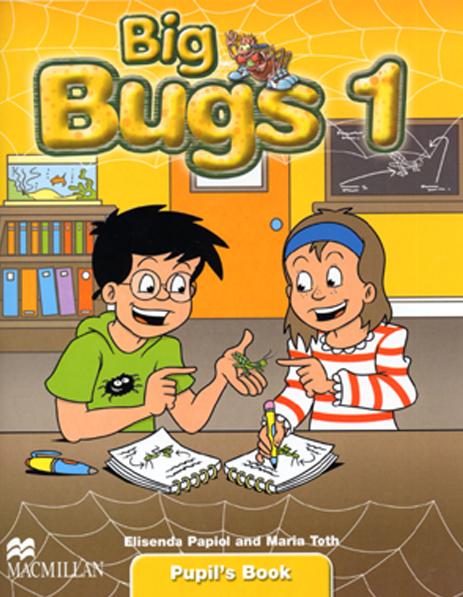 Big Bugs 1 Pupil