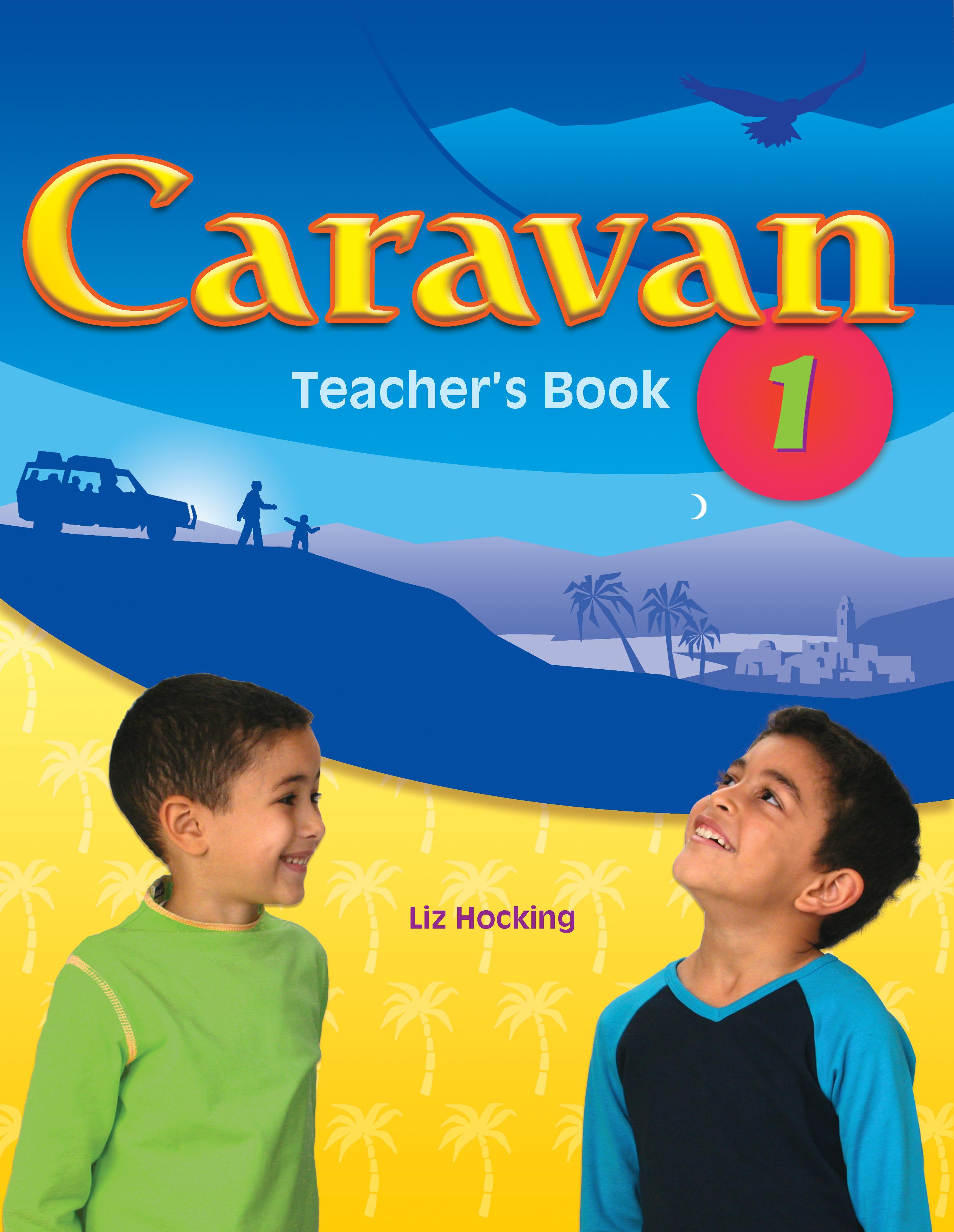 Caravan 1 Teacher