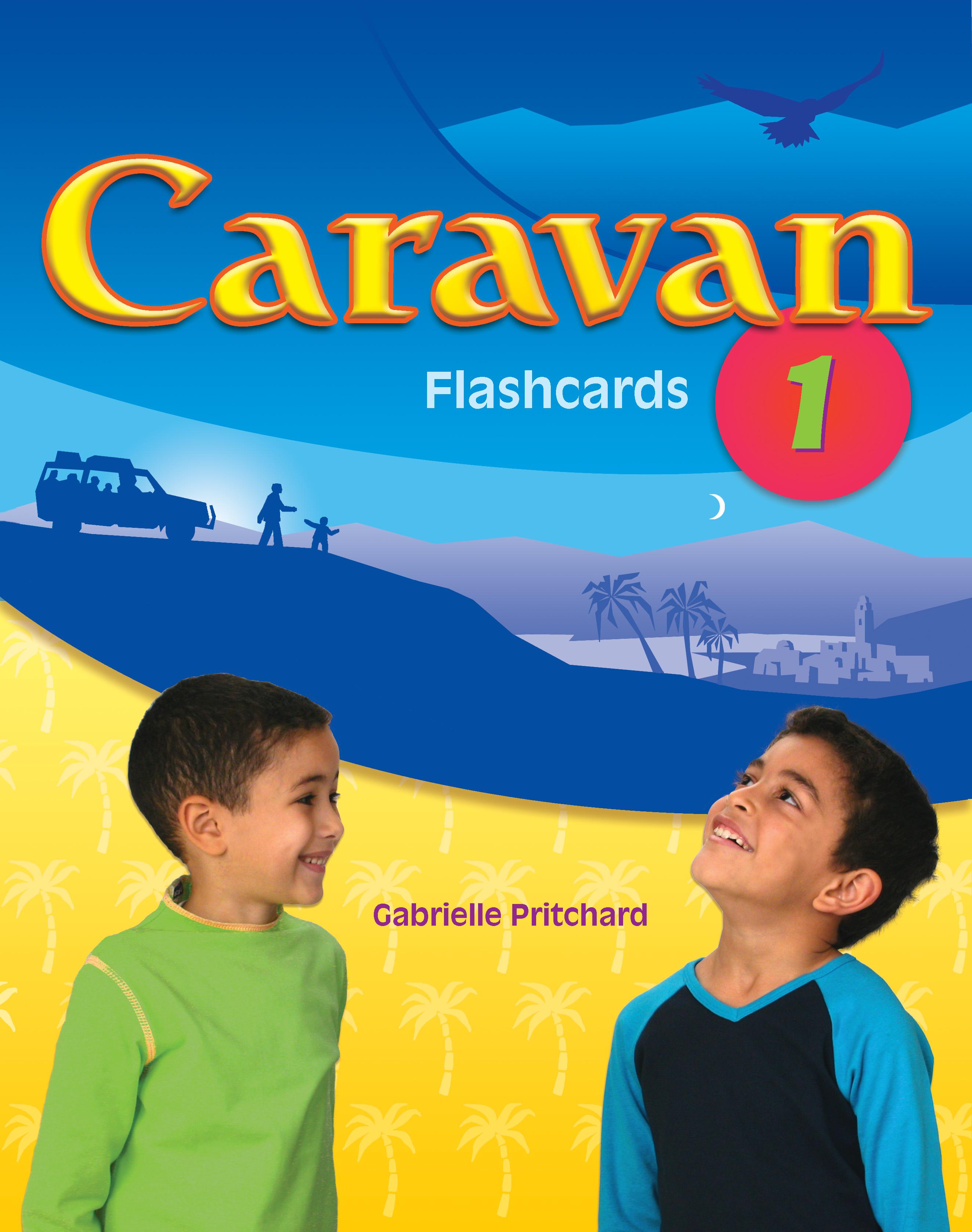 Caravan 1 Flashcards