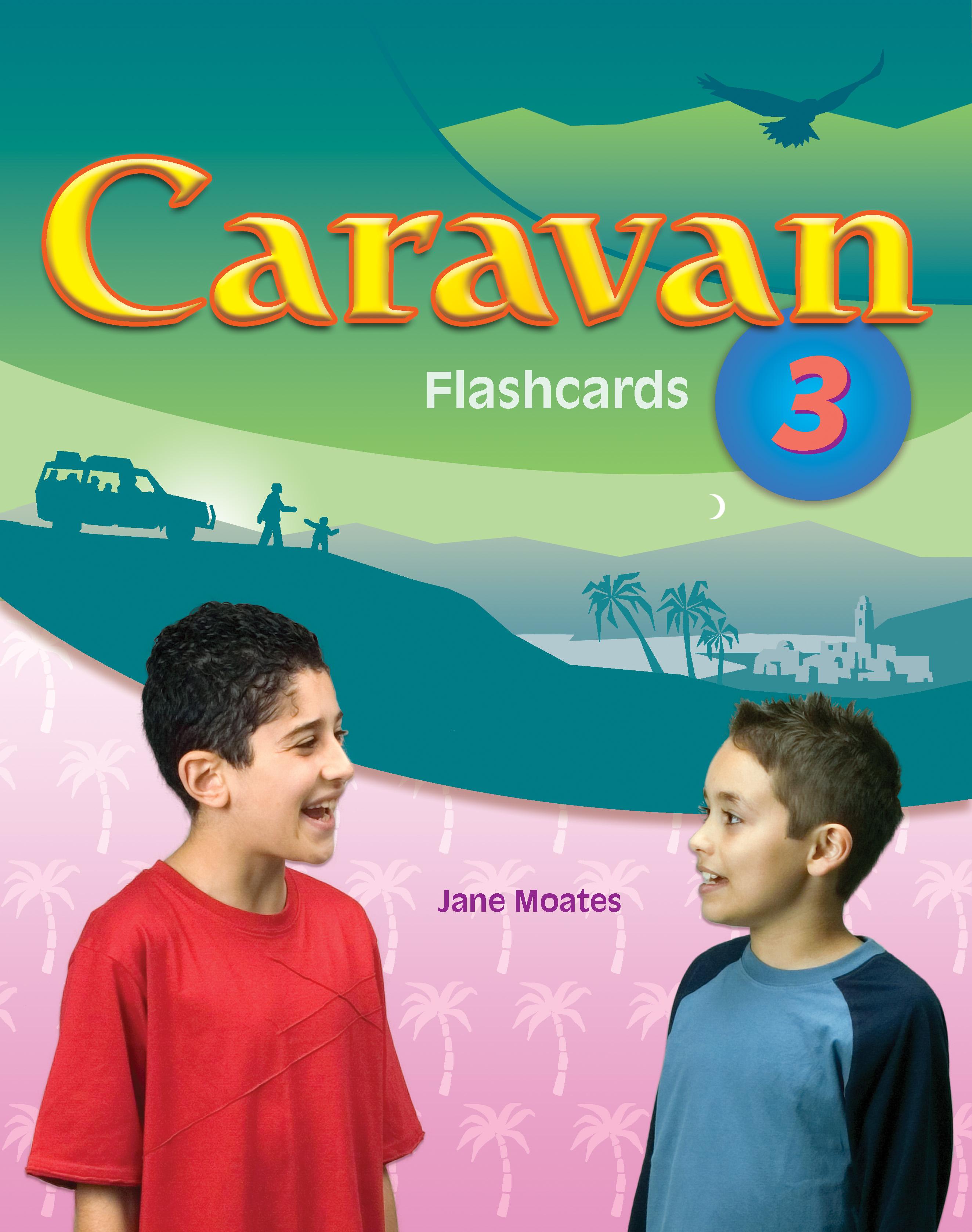 Caravan 3 Flashcards