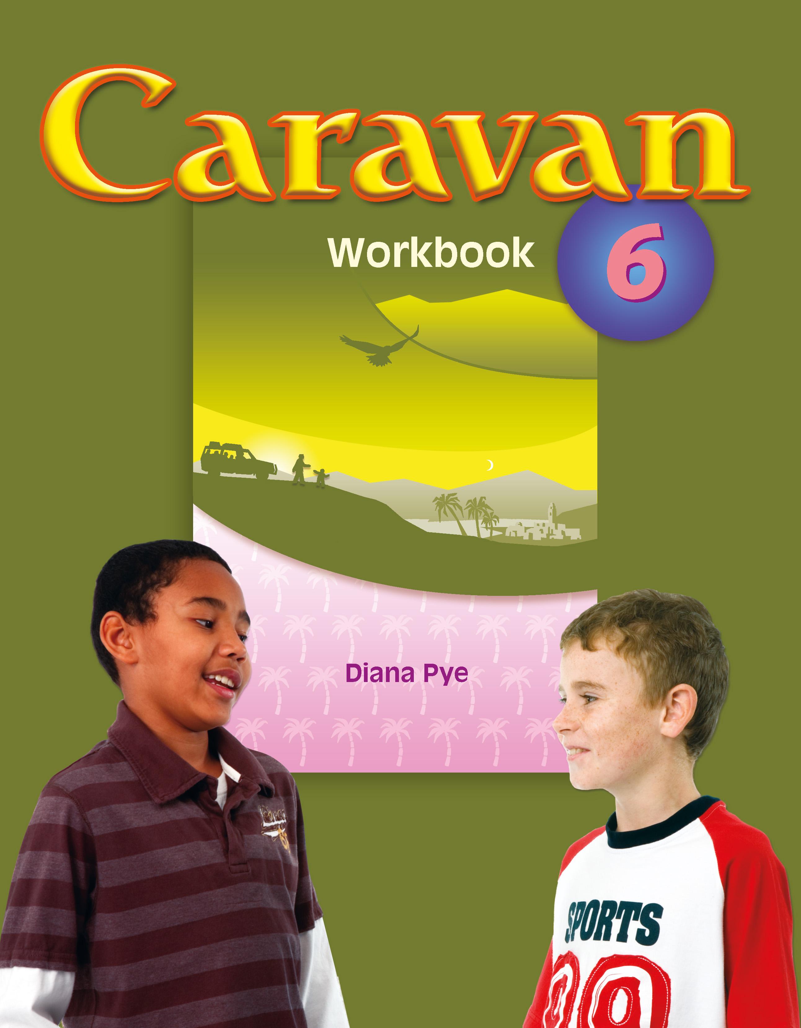 Caravan 6  Workbook