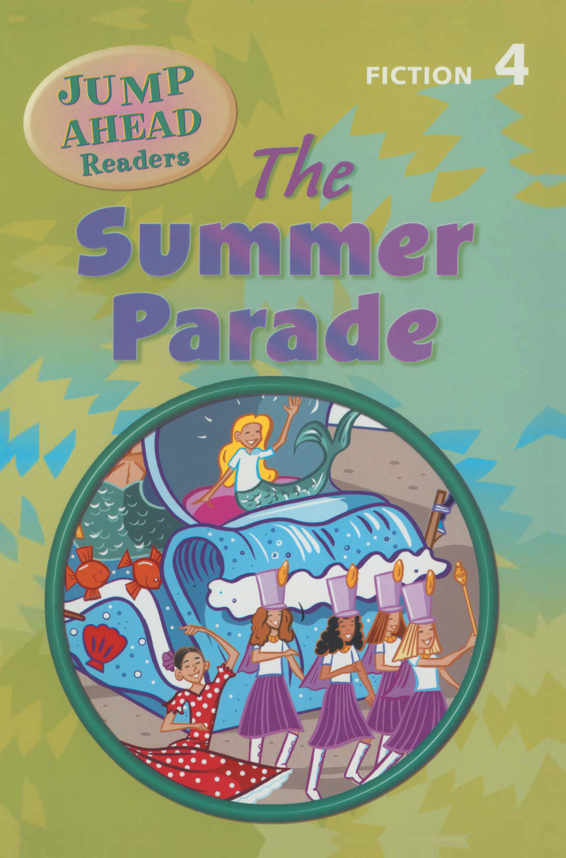 Jump Ahead Readers The Summer Parade