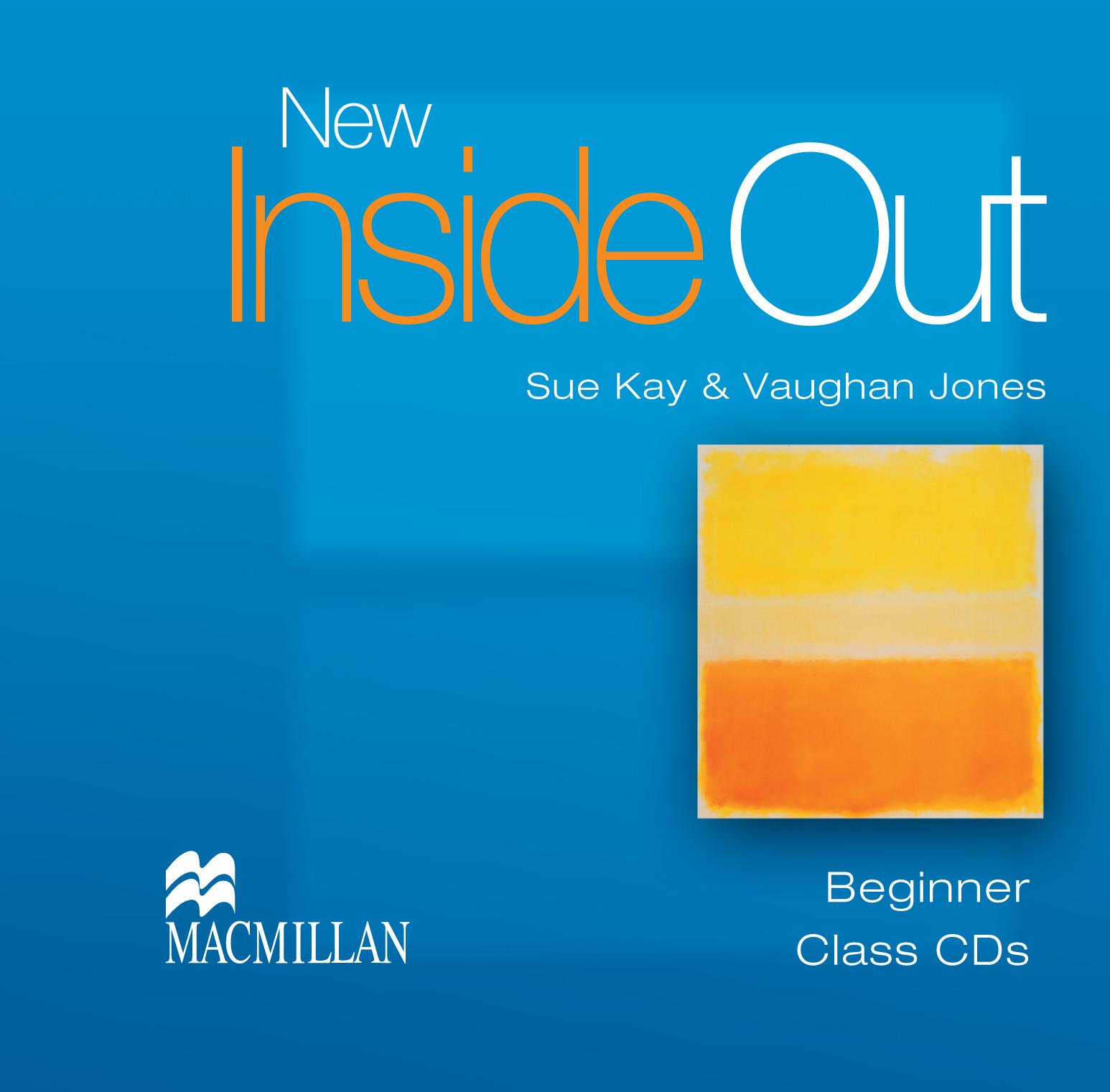 New Inside Out Beginner Class Audio CD
