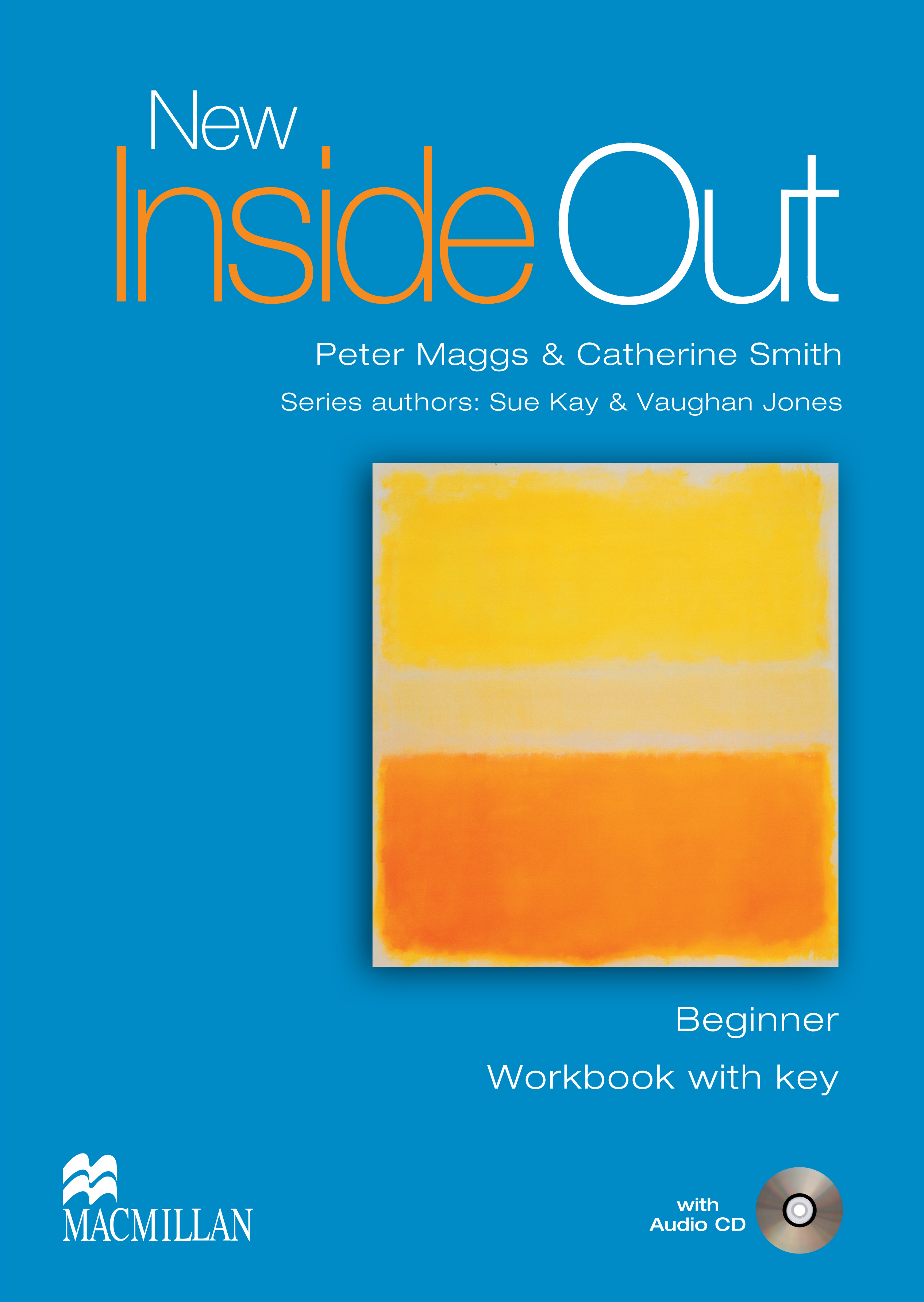 New Inside Out Beginner Workbook with Key