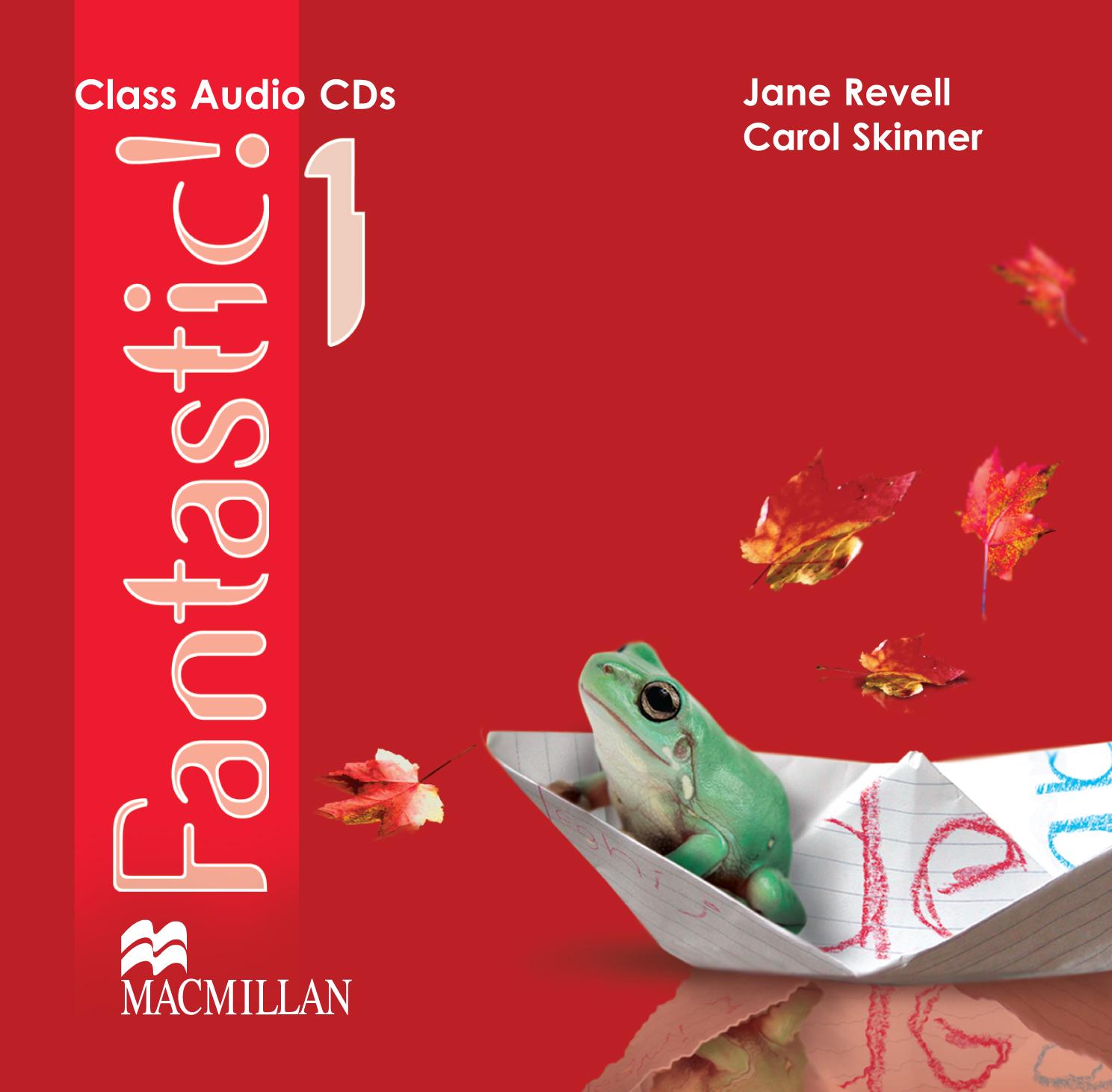 Fantastic 1 Class Audio CDs
