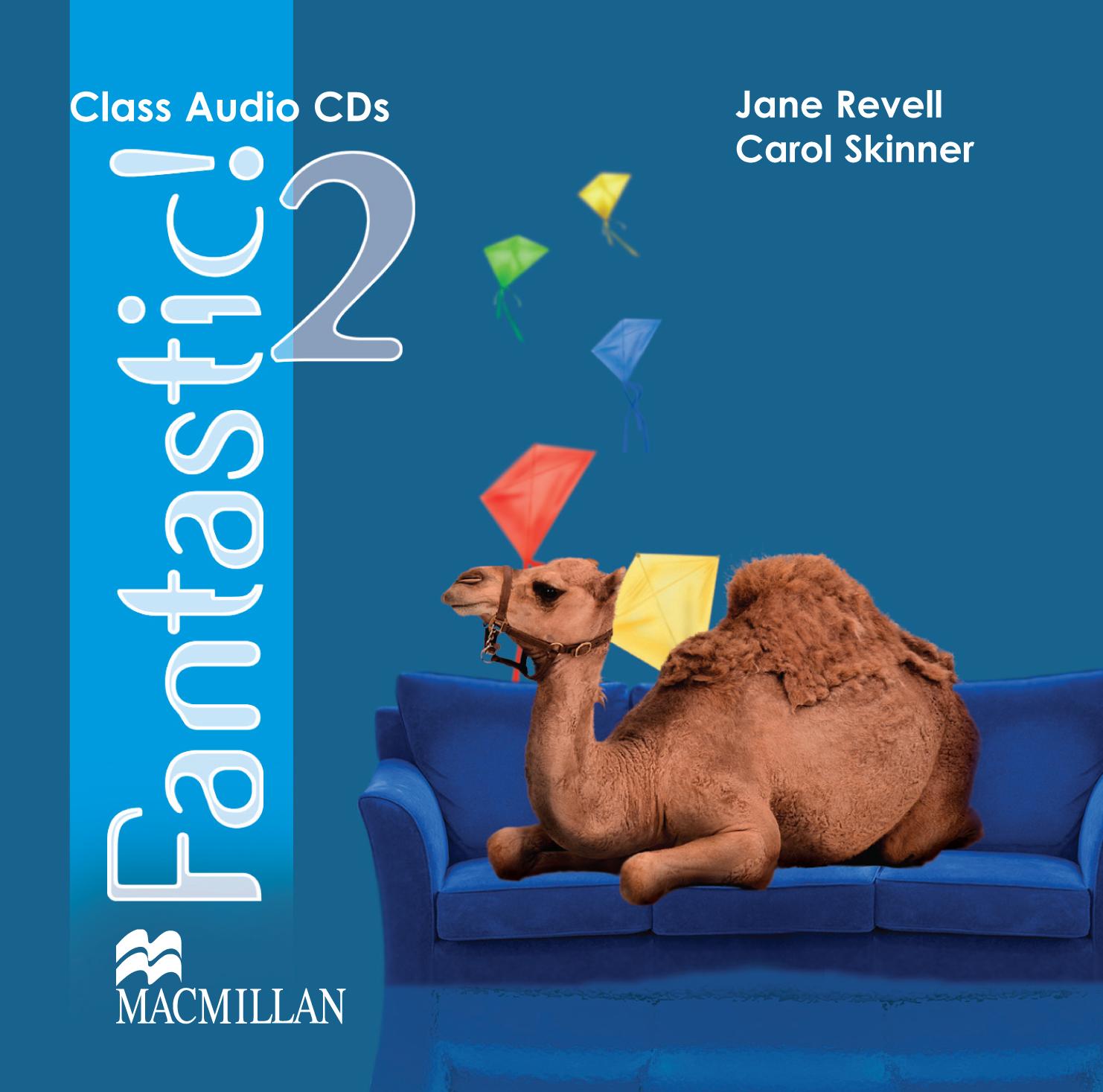 Fantastic 2 Class Audio CDs