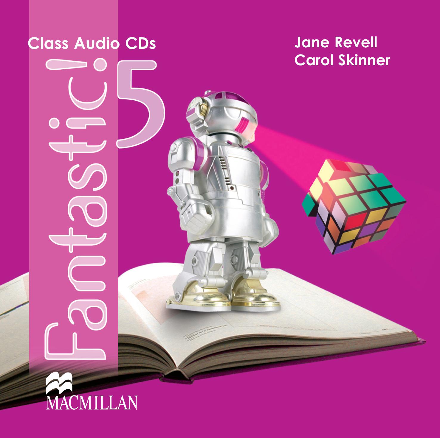 Fantastic 5 Class Audio CDs