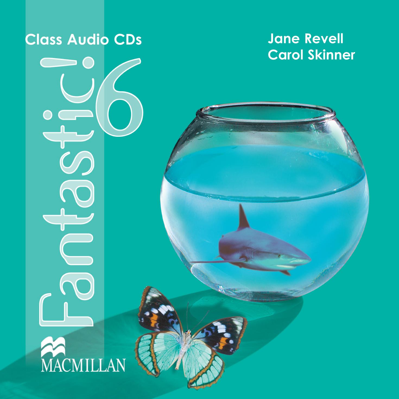 Fantastic 6 Class Audio CDs