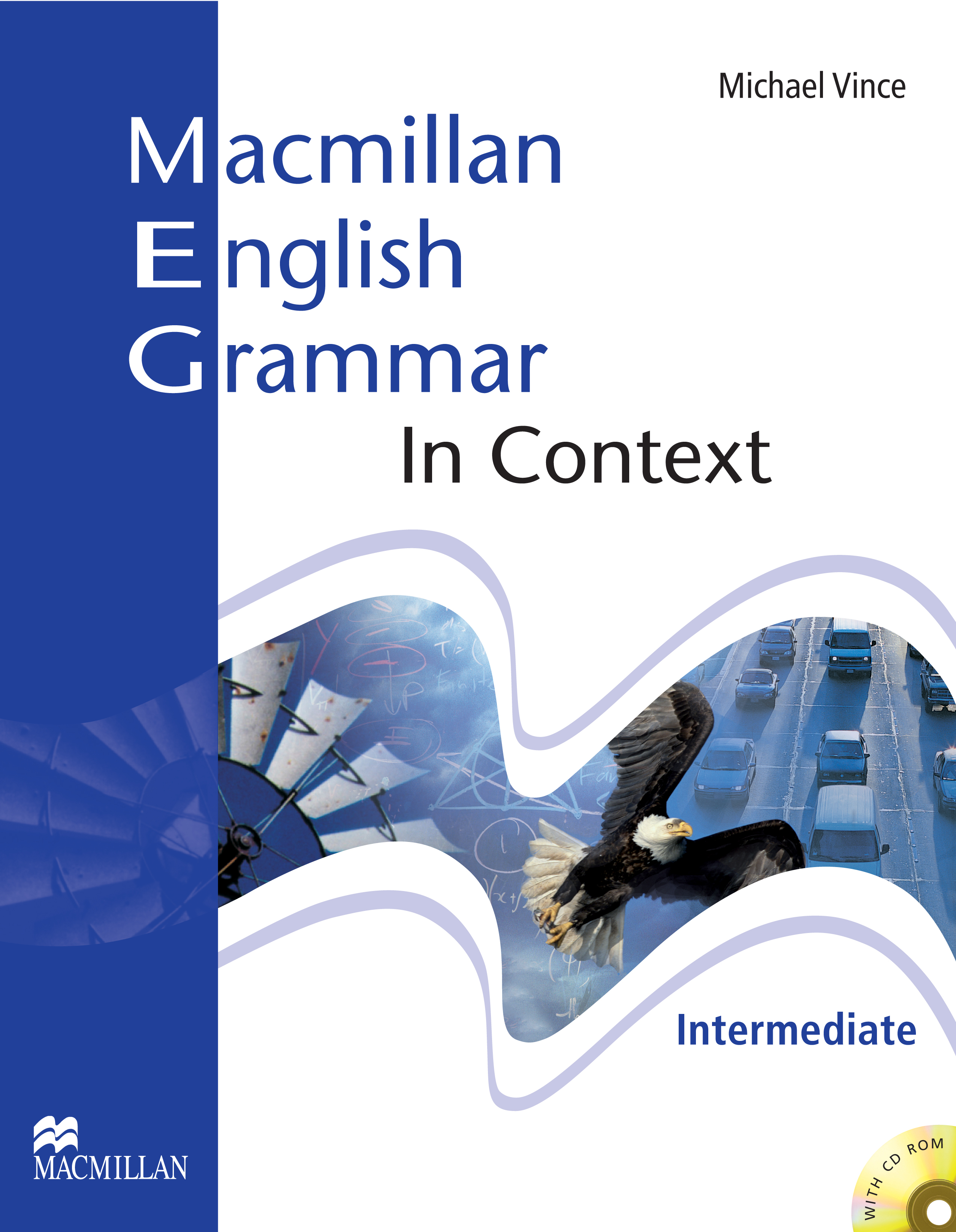 Macmillan English Grammar In Context Intermediate Pack without Key