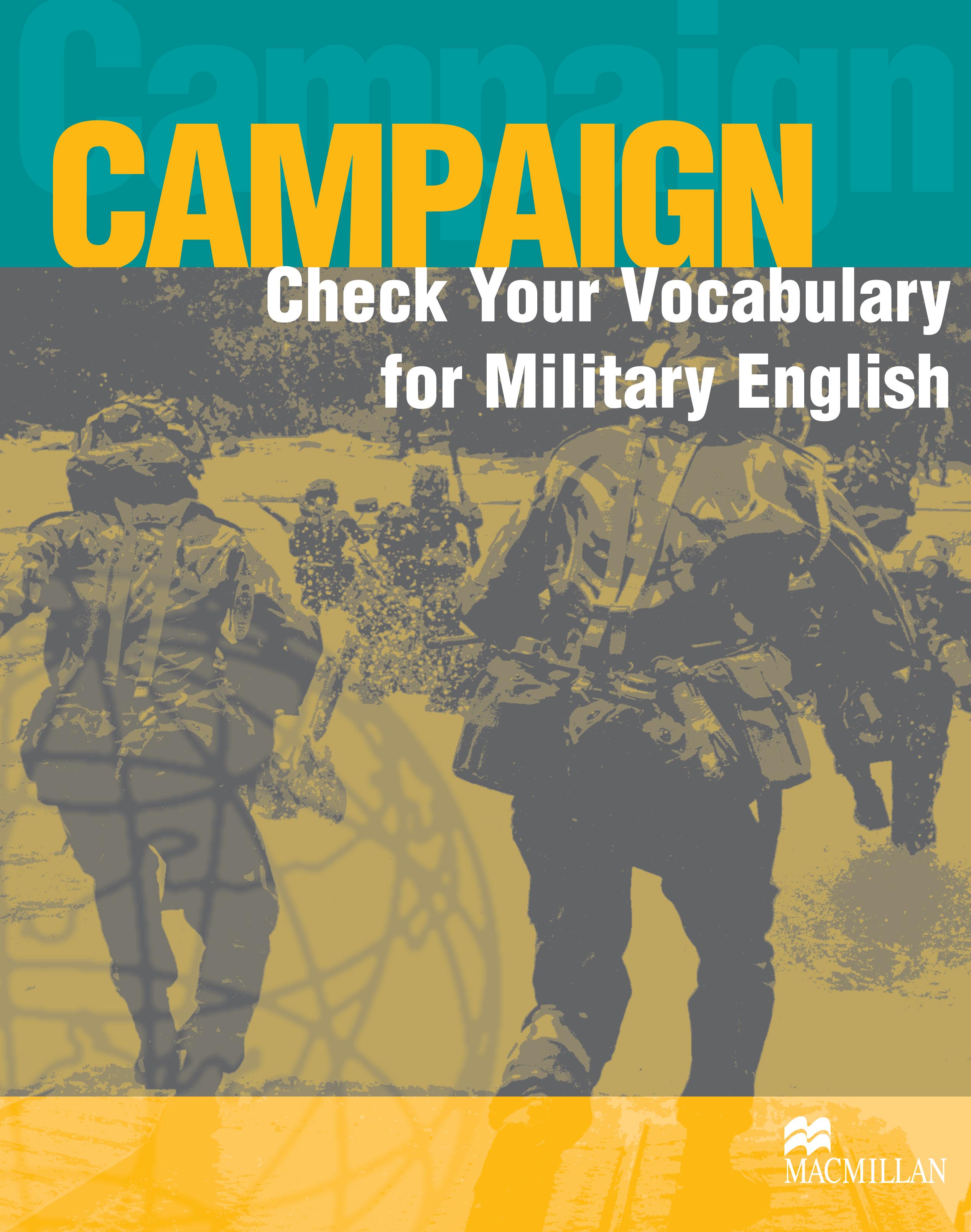 Campaign Dictionary Vocabulary Workbook
