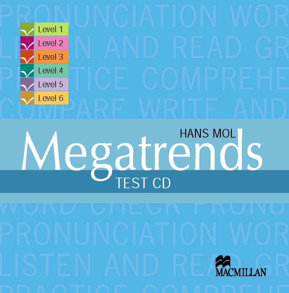 Megatrends Test CD-Rom (All Levels)