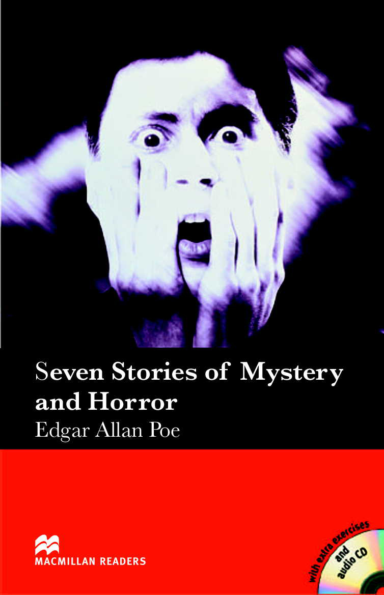 Macmillan Readers: Seven Stories of Mystery and Horror Pack
