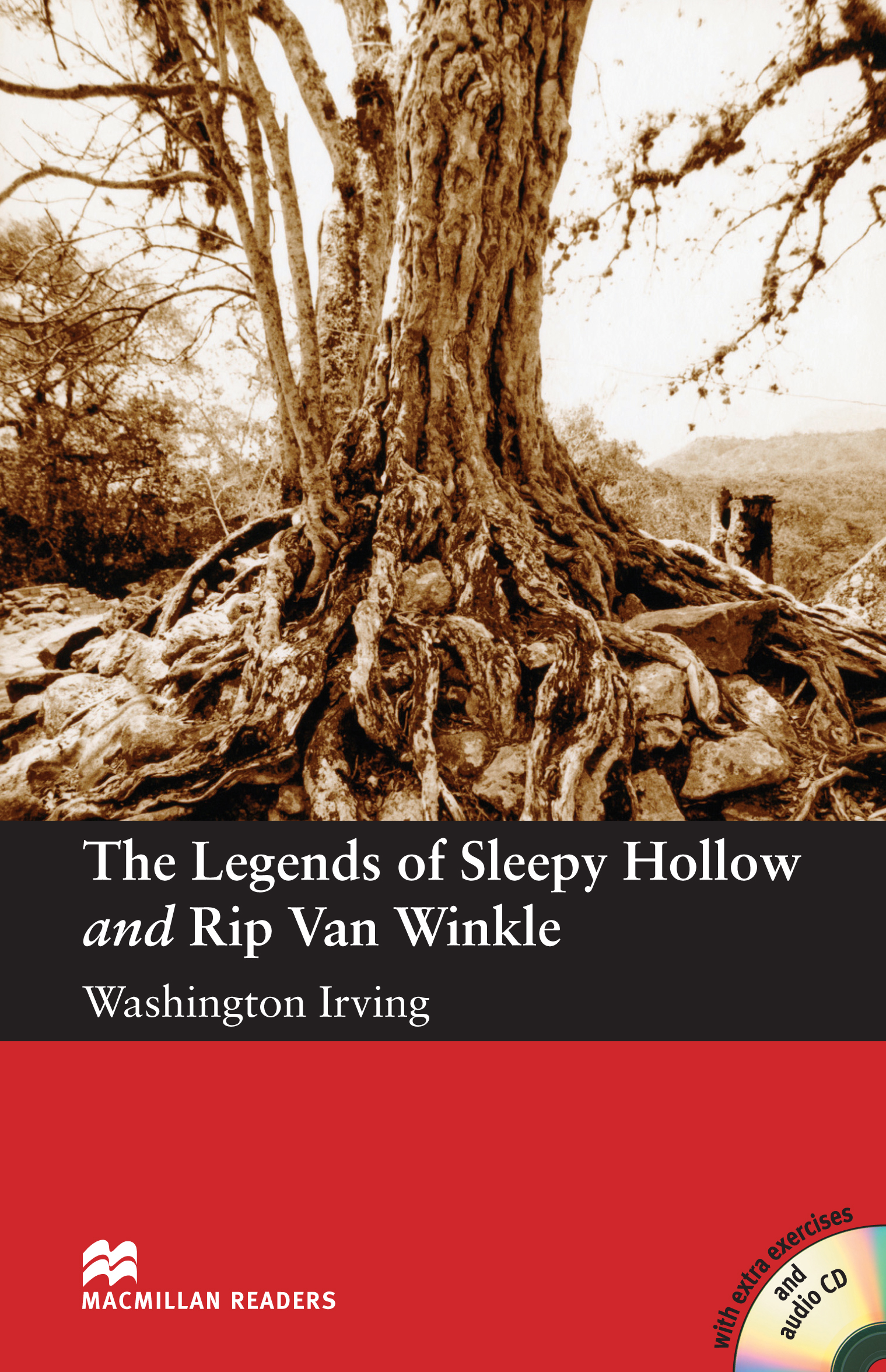 Macmillan Readers: The Legends of Sleepy Hollow and Rip Van Winkle Pack