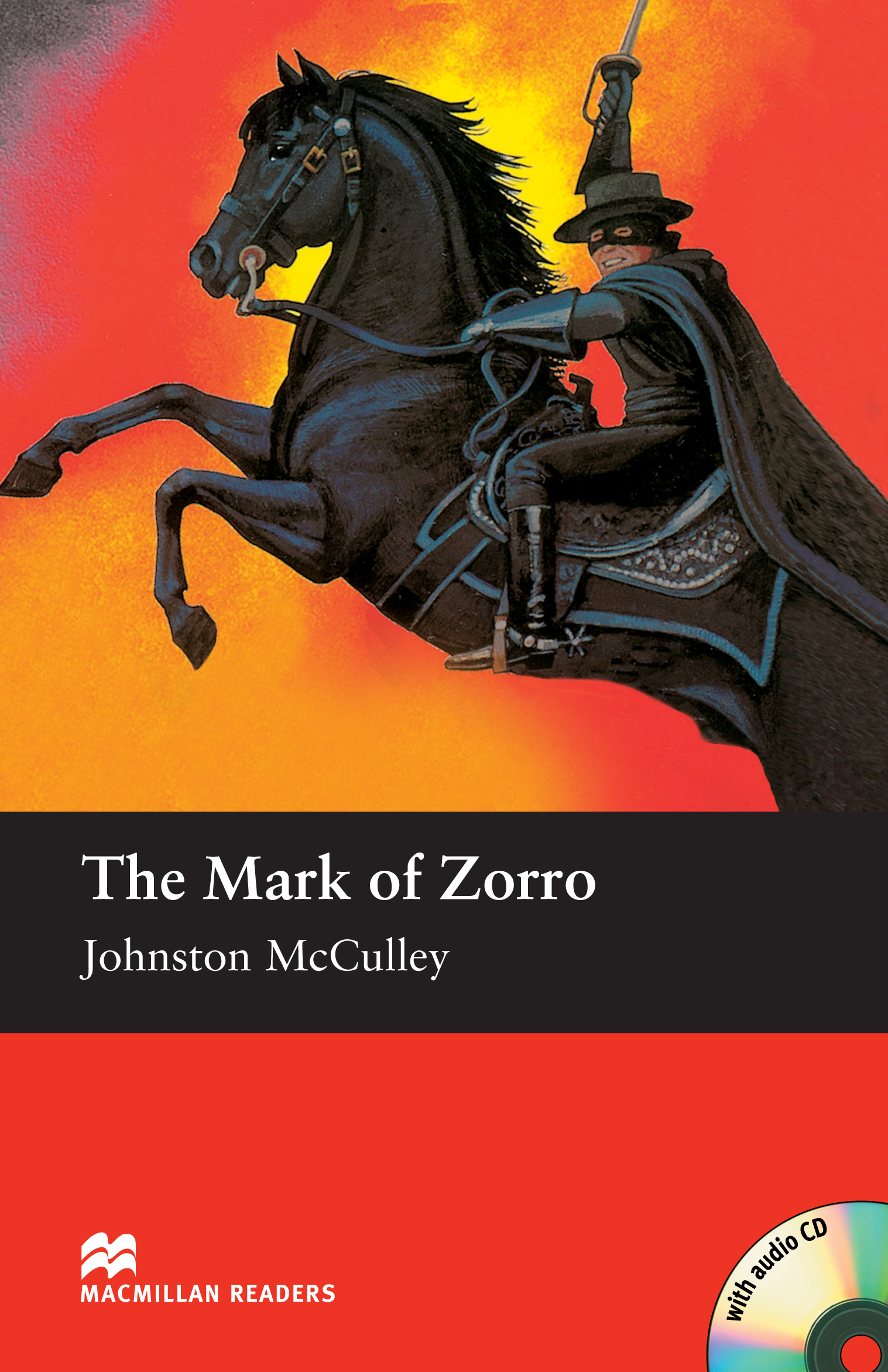 Macmillan Readers: The Mark of Zorro Pack