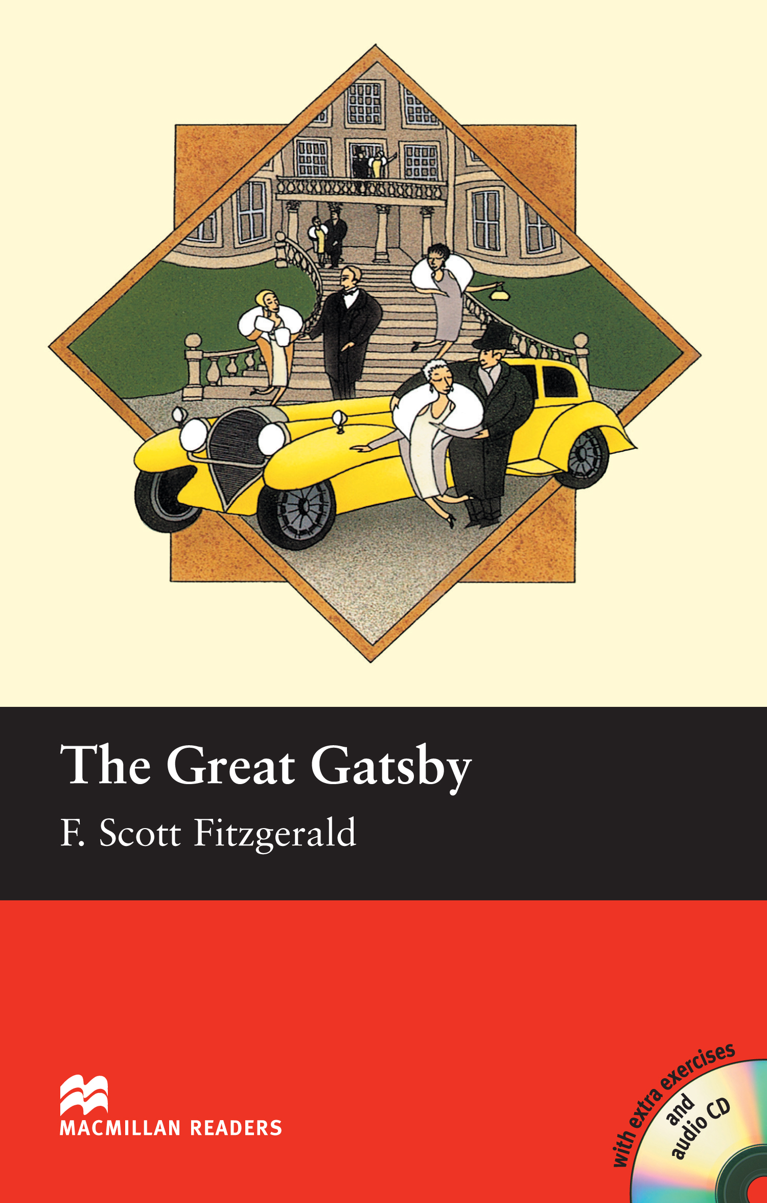 Macmillan Readers: The Great Gatsby Pack