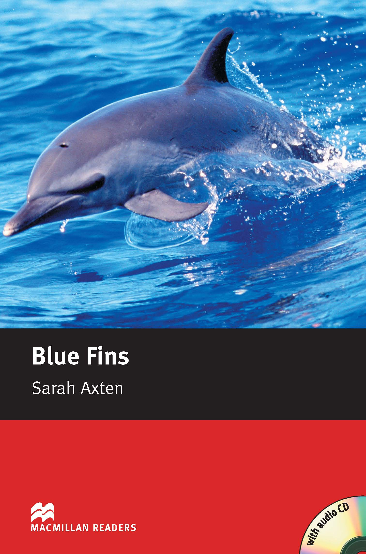 Macmillan Readers: Blue Fins Pack