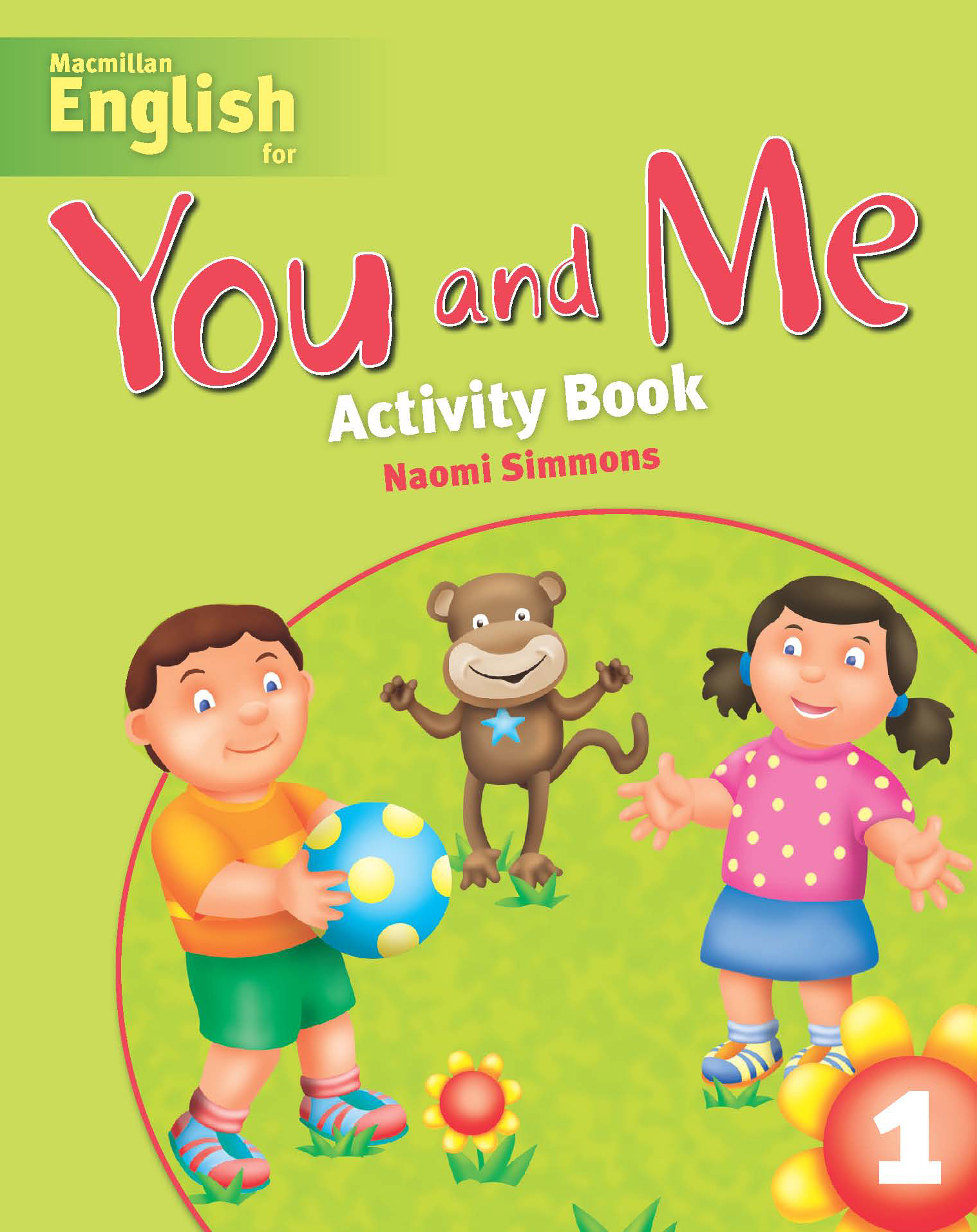 You and Me 1 Activity Book