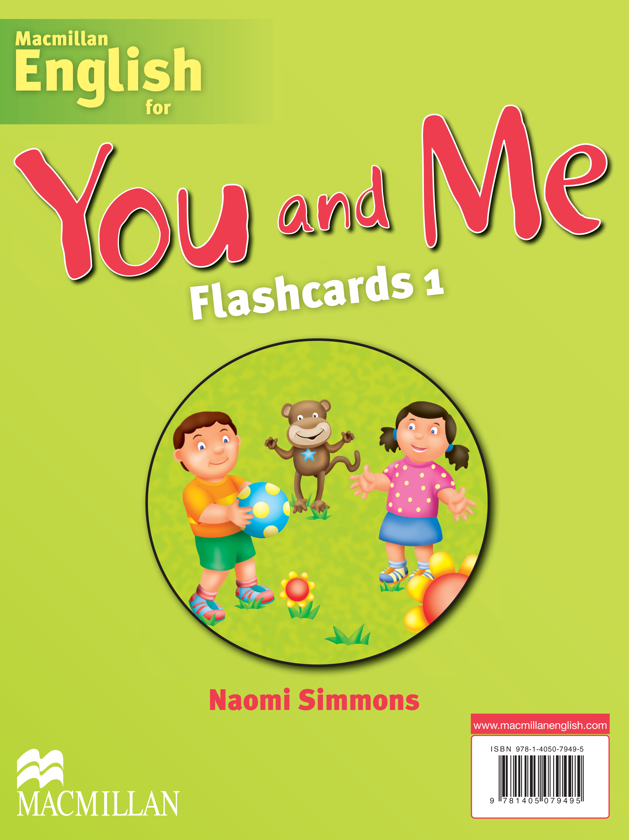 You and Me 1 Flashcards