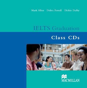 IELTS Graduation Class CDx2