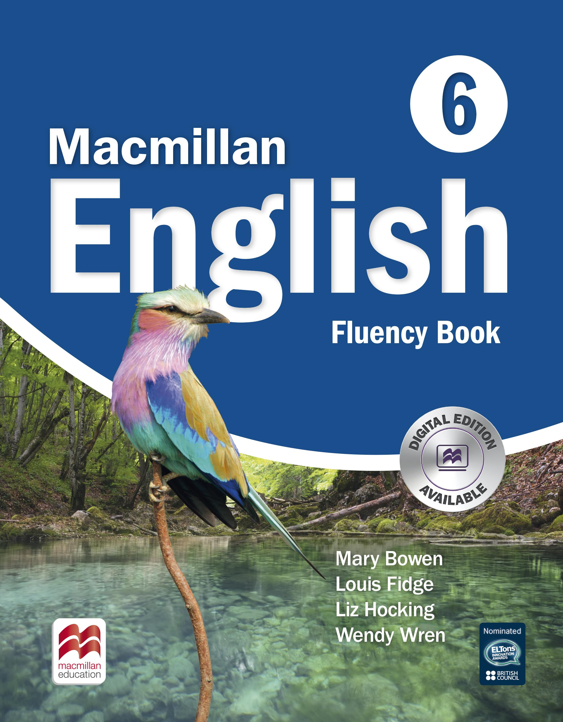 Macmillan English 6 Fluency Book