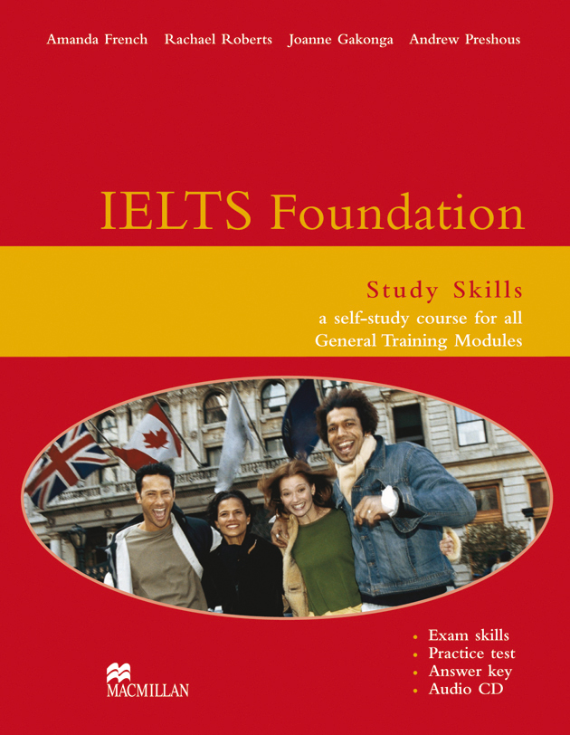 IELTS Foundation Study Skills Book Pack- General