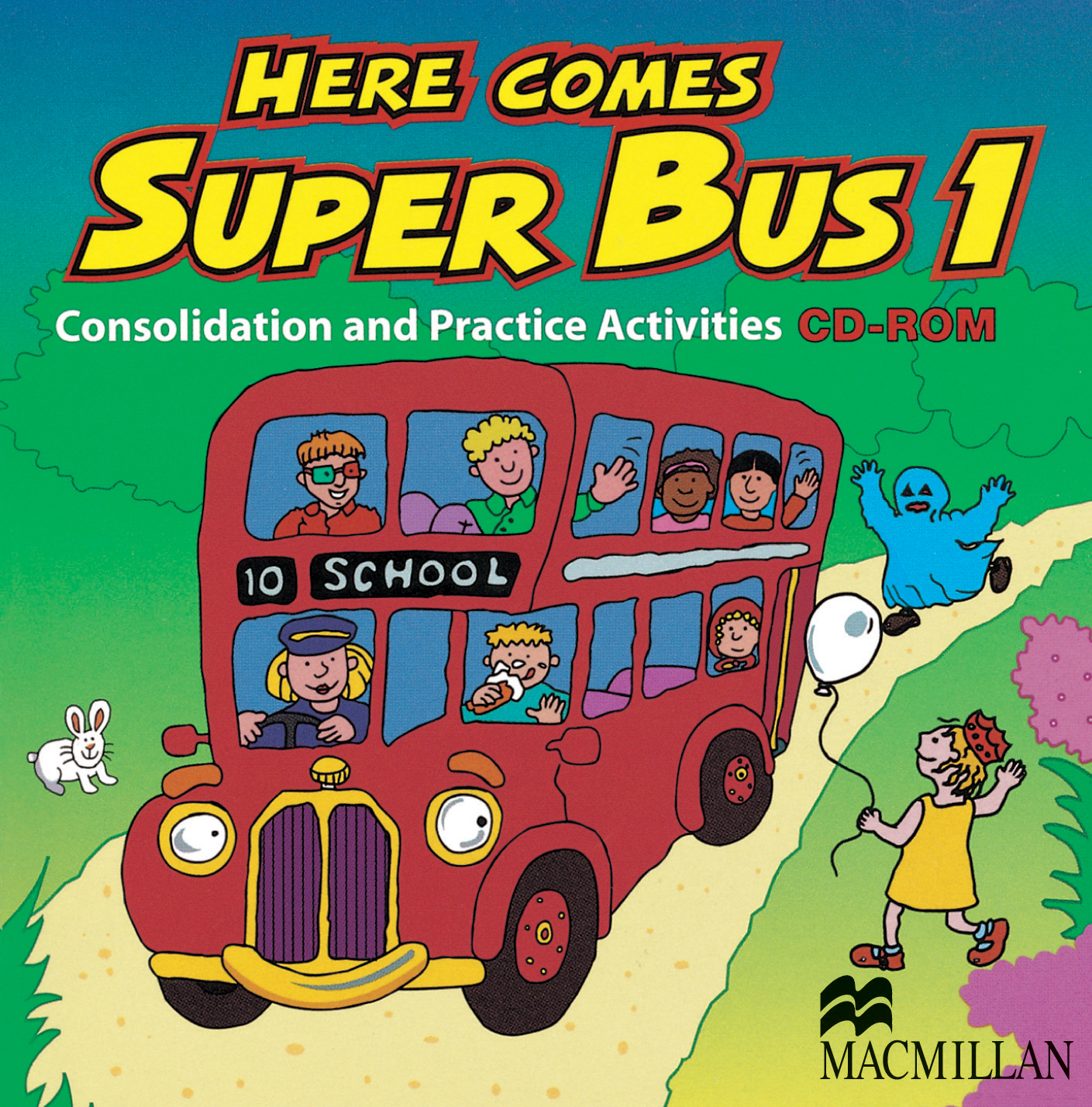 Here Comes Super Bus 1 Consolidation and Practice Activities CD-ROM