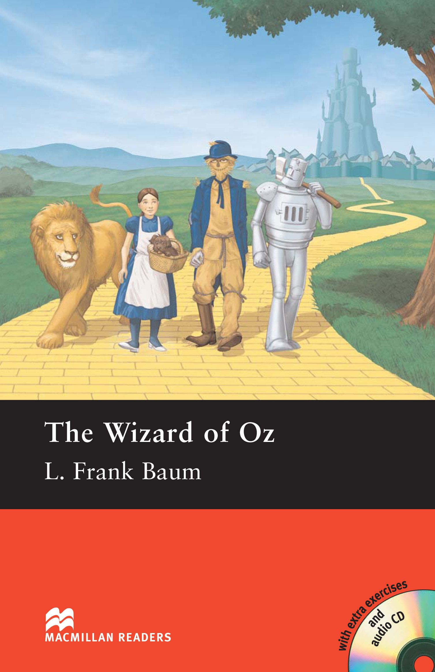 Macmillan Readers: The Wizard of Oz Pack