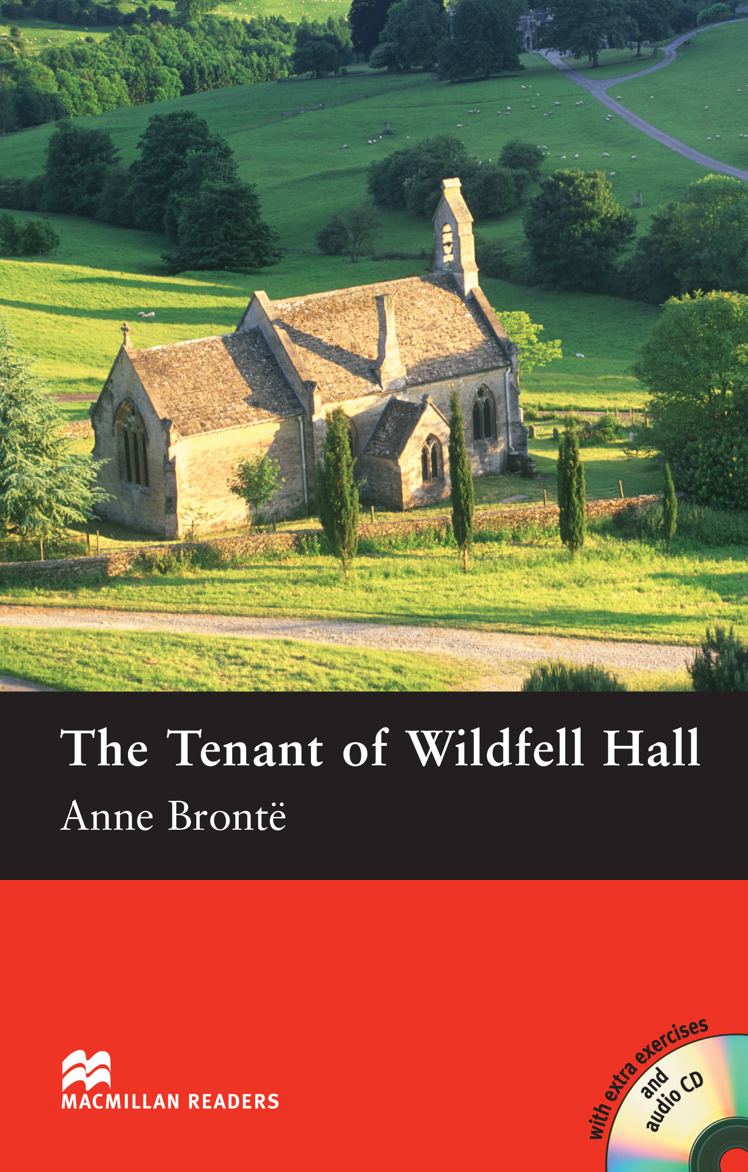 Macmillan Readers: The Tenant of Wildfell Hall Pack