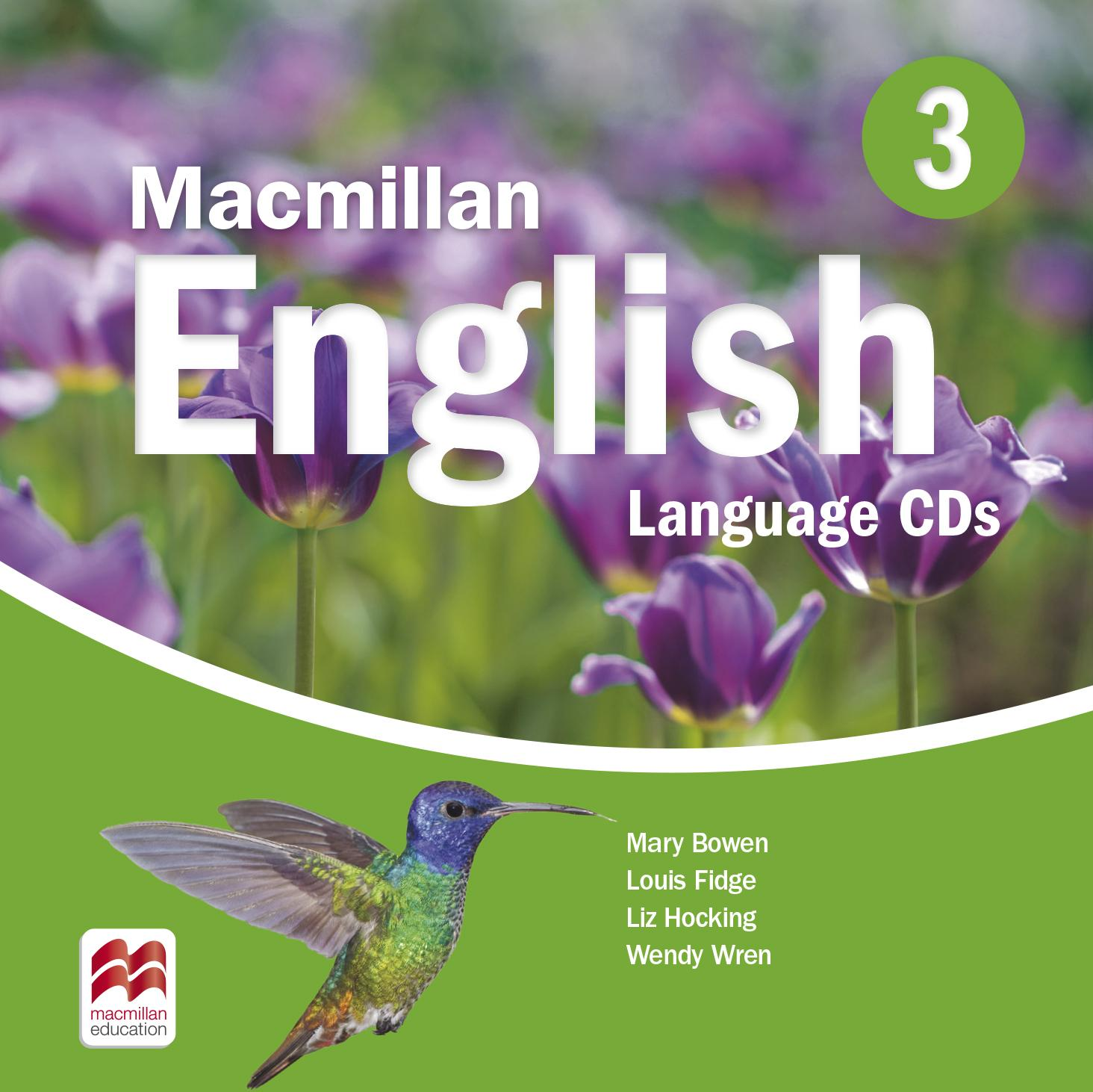 Macmillan English 3 Language Book Audio CDs