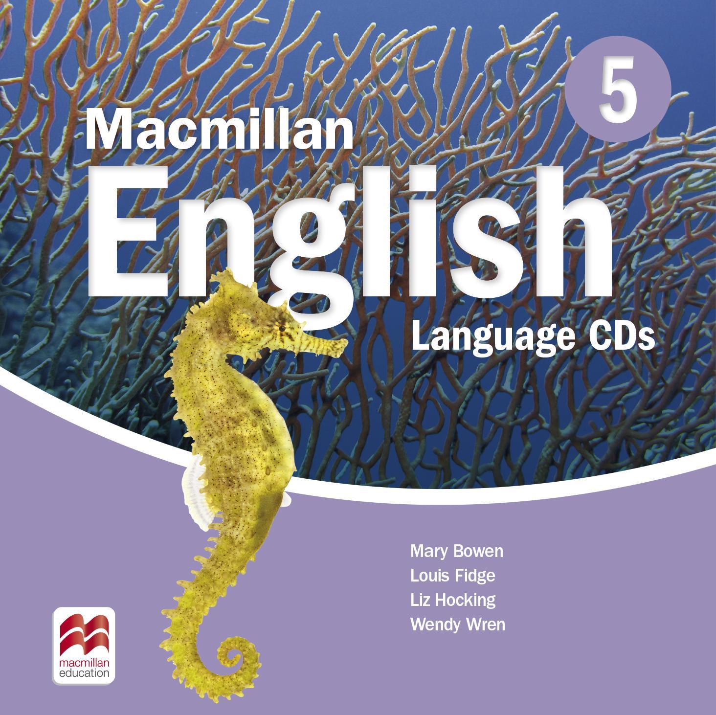 Macmillan English 5 Language Book Audio CDs