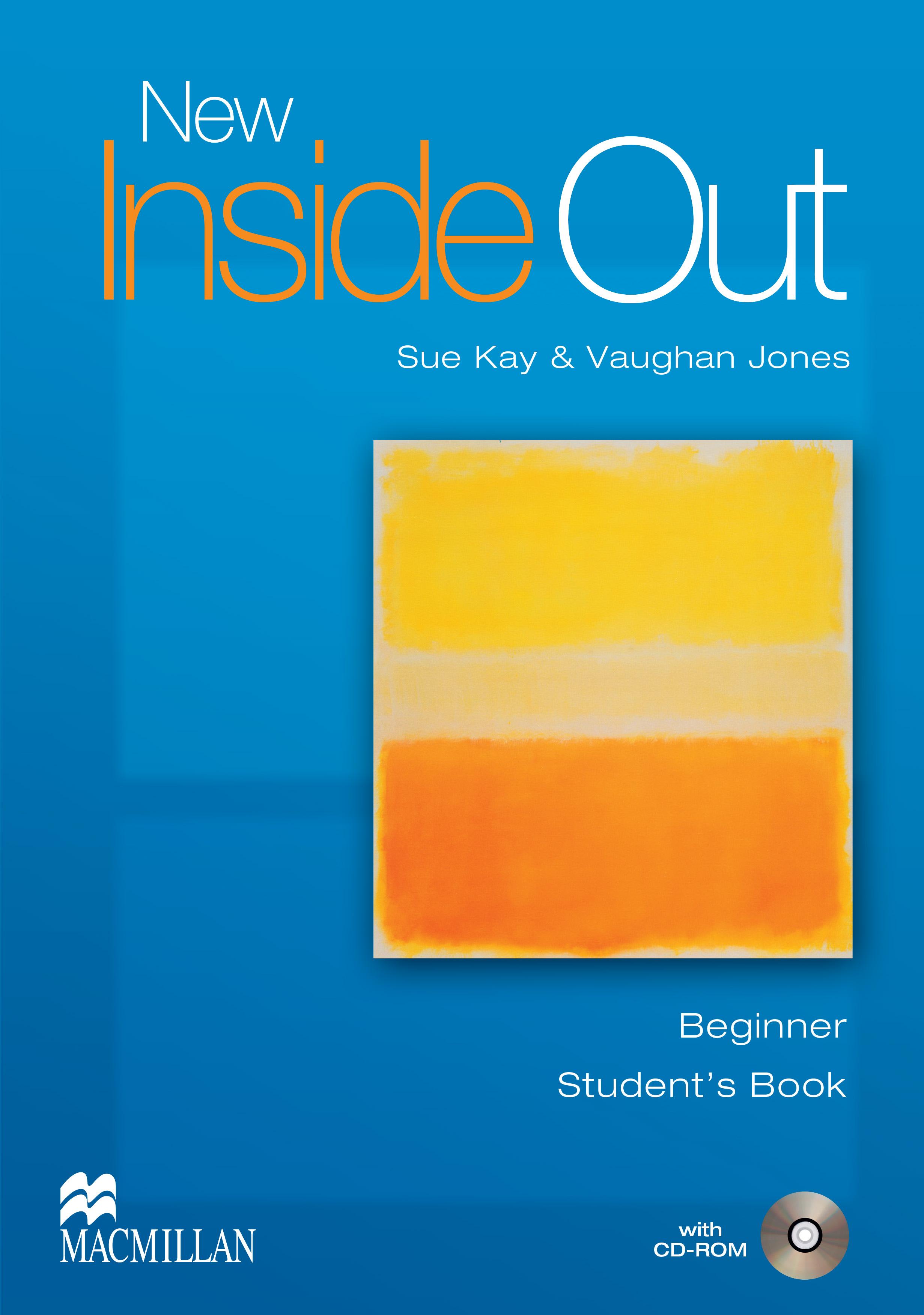 New Inside Out Beginner Student