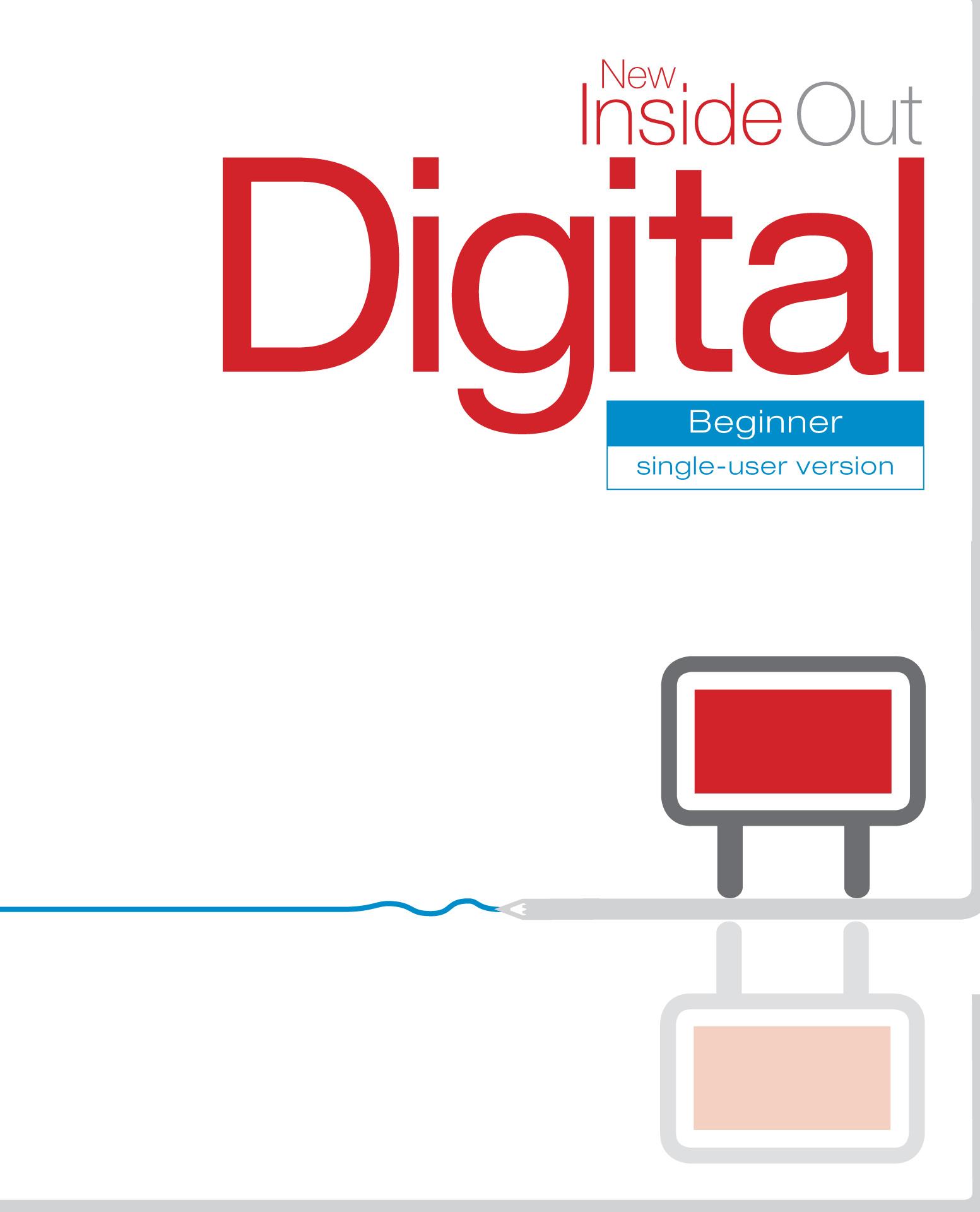 New Inside Out Beginner Digital Single User
