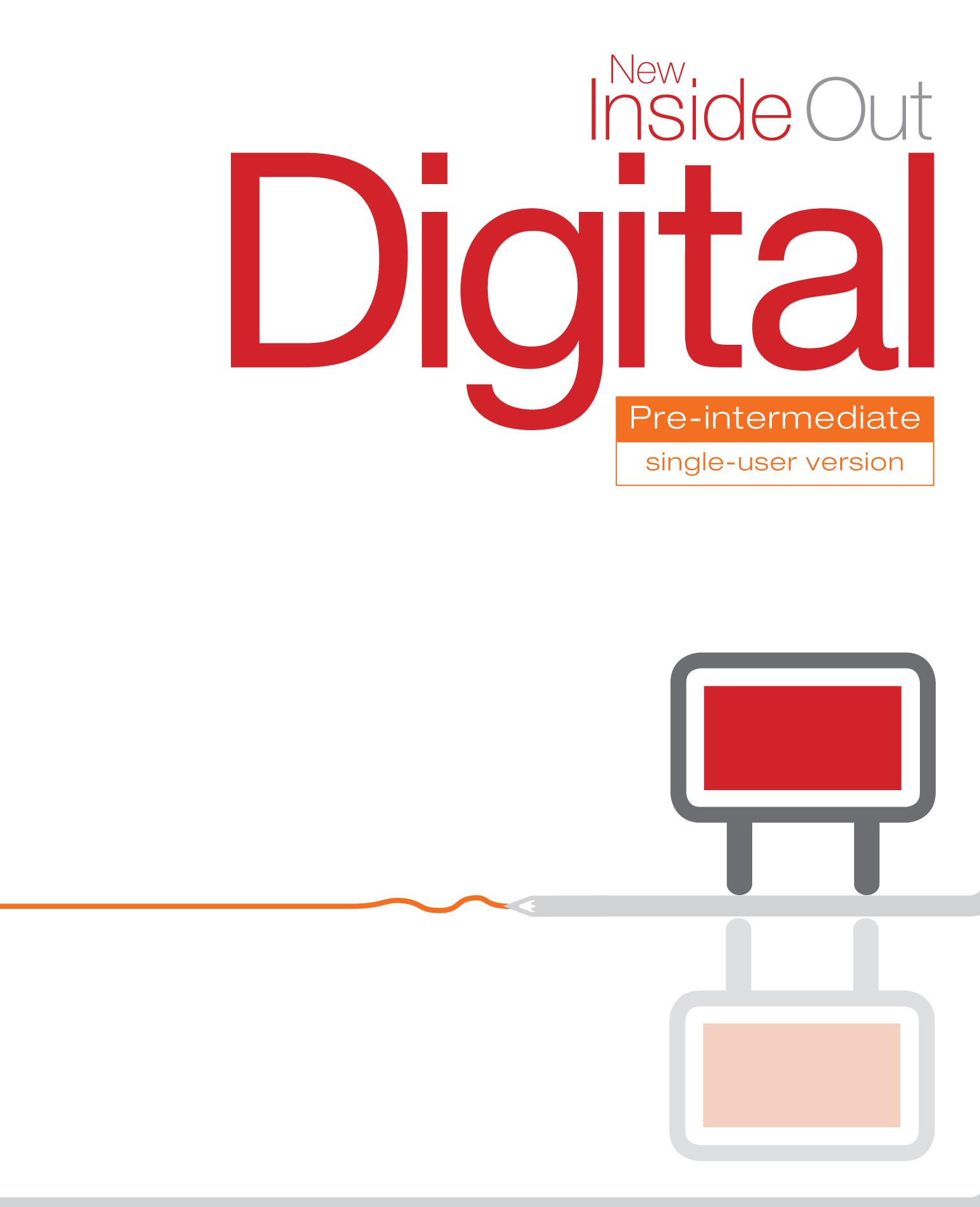 New Inside Out Pre-Intermediate Digital Single User