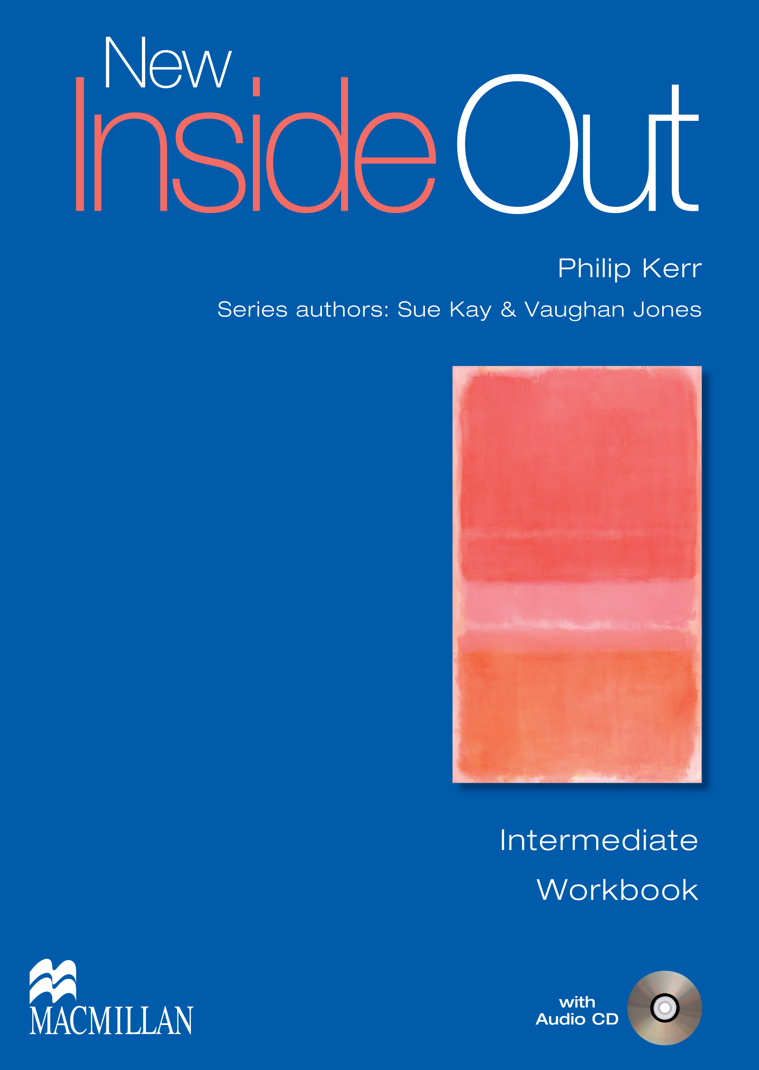 New Inside Out Intermediate Workbook without Key