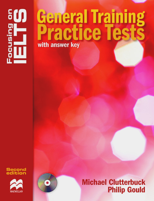Focusing on IELTS General Training Practice Tests with Key + Audio CD Pack