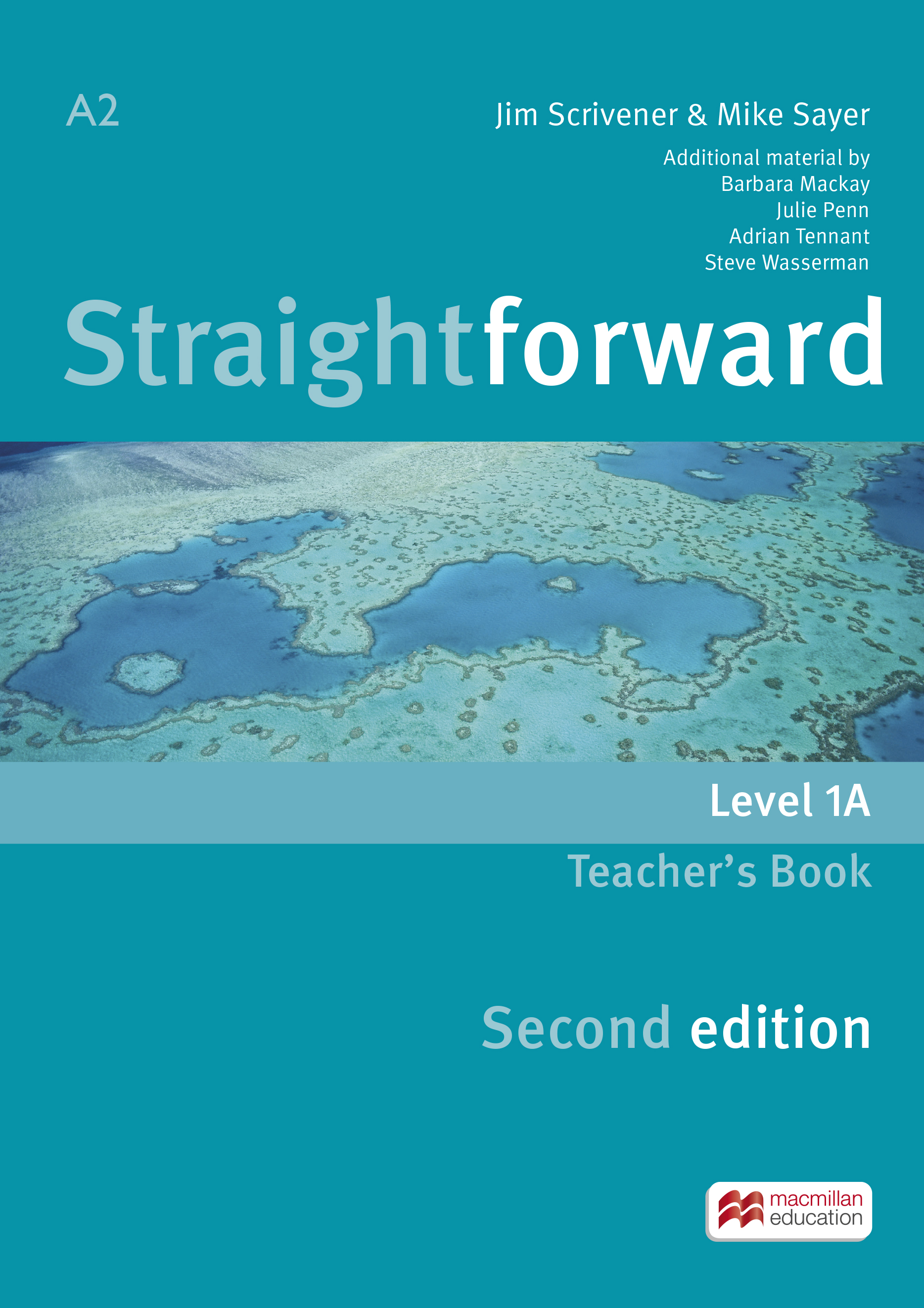 Straightforward Split Edition Level 1A Teacher