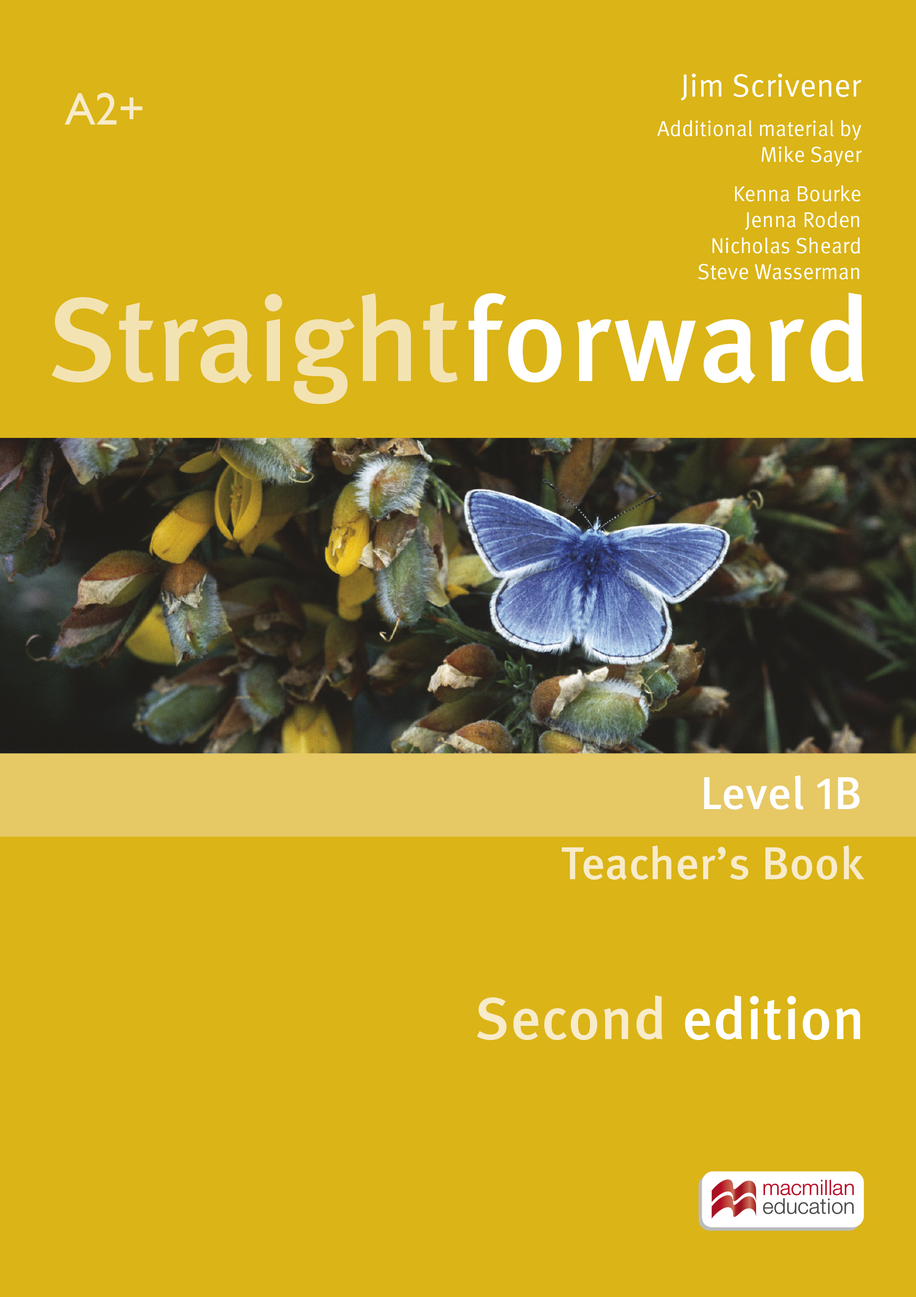 Straightforward Split Edition Level 1B Teacher