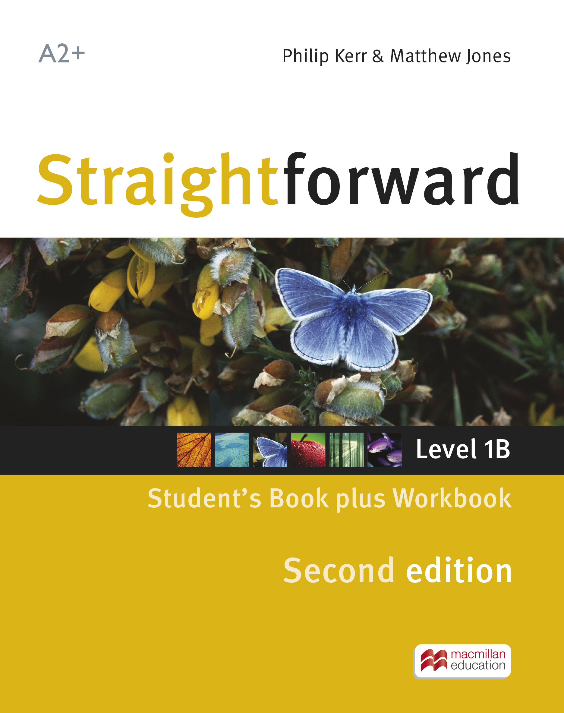 Straightforward Split Edition Level 1B Student