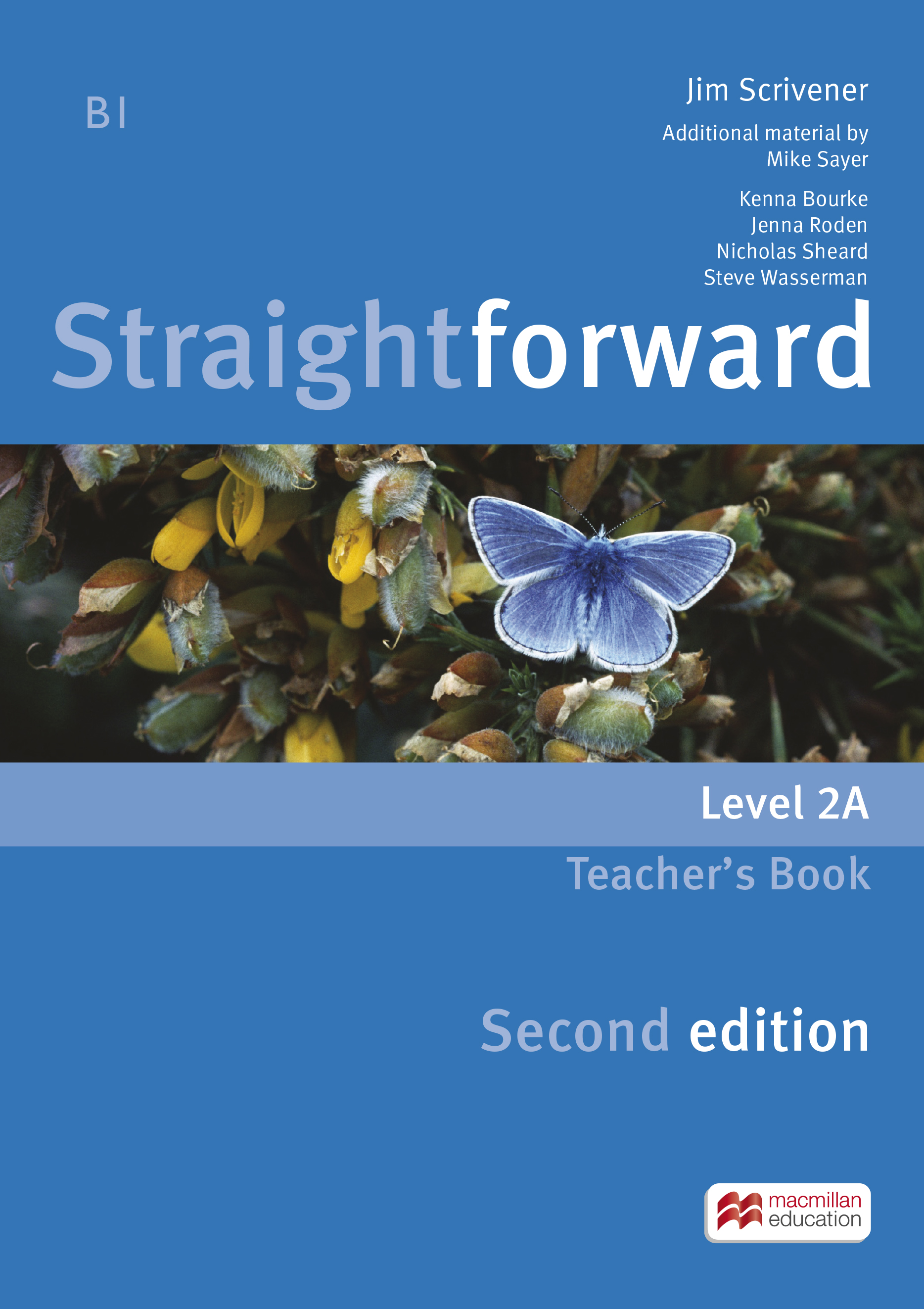 Straightforward Split Edition Level 2A Teacher
