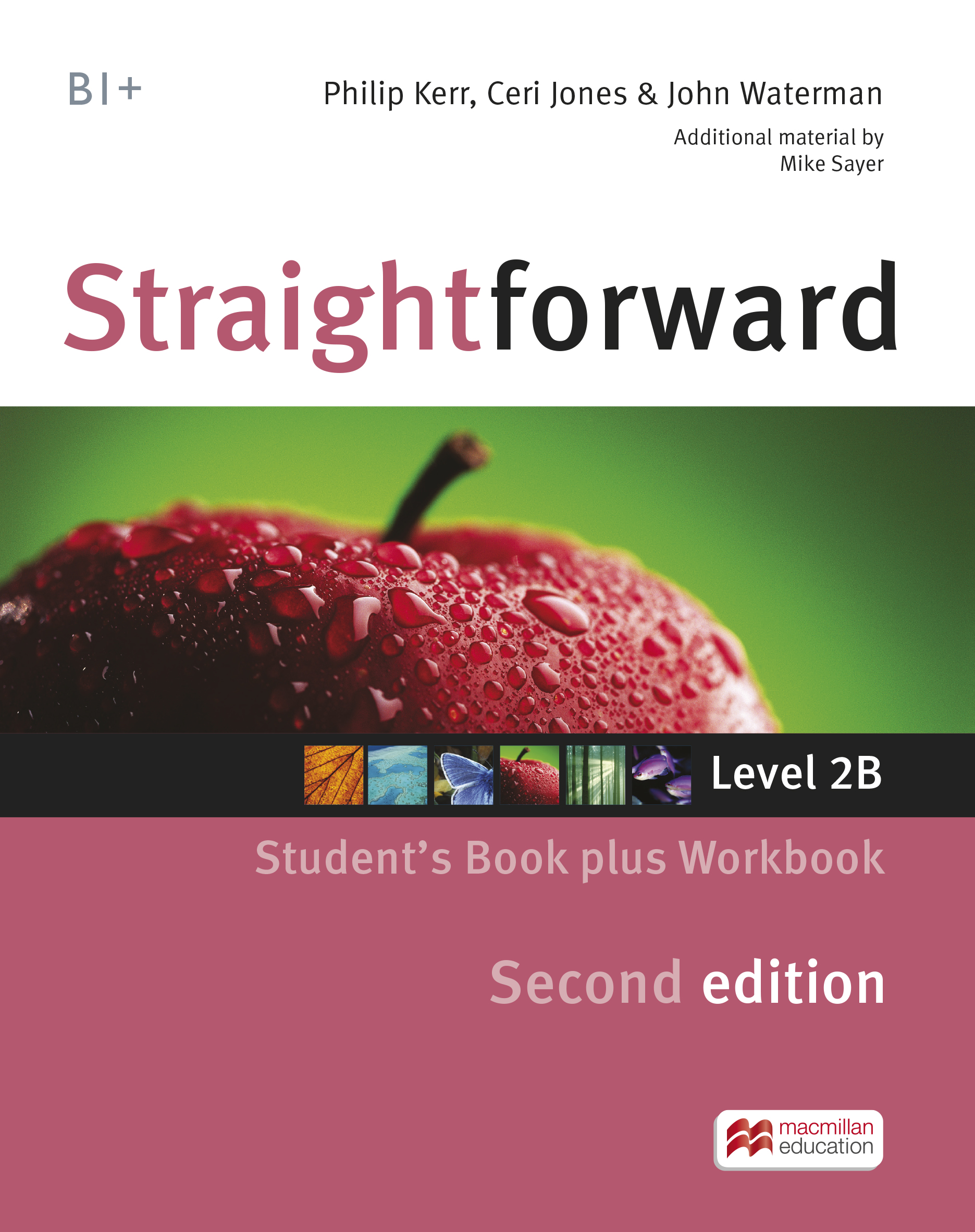 Straightforward Split Edition Level 2B Student