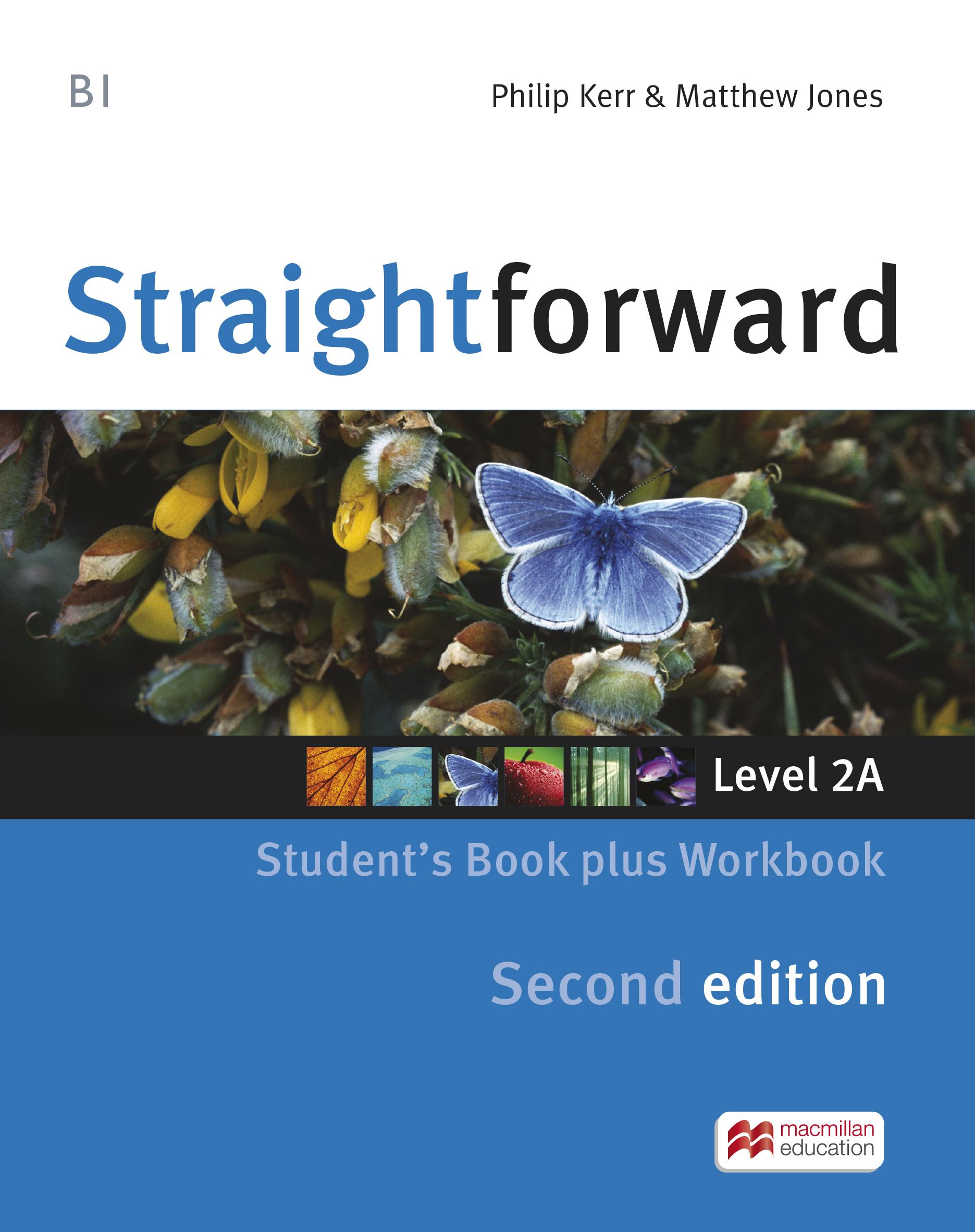 Straightforward Split Edition Level 2A Student