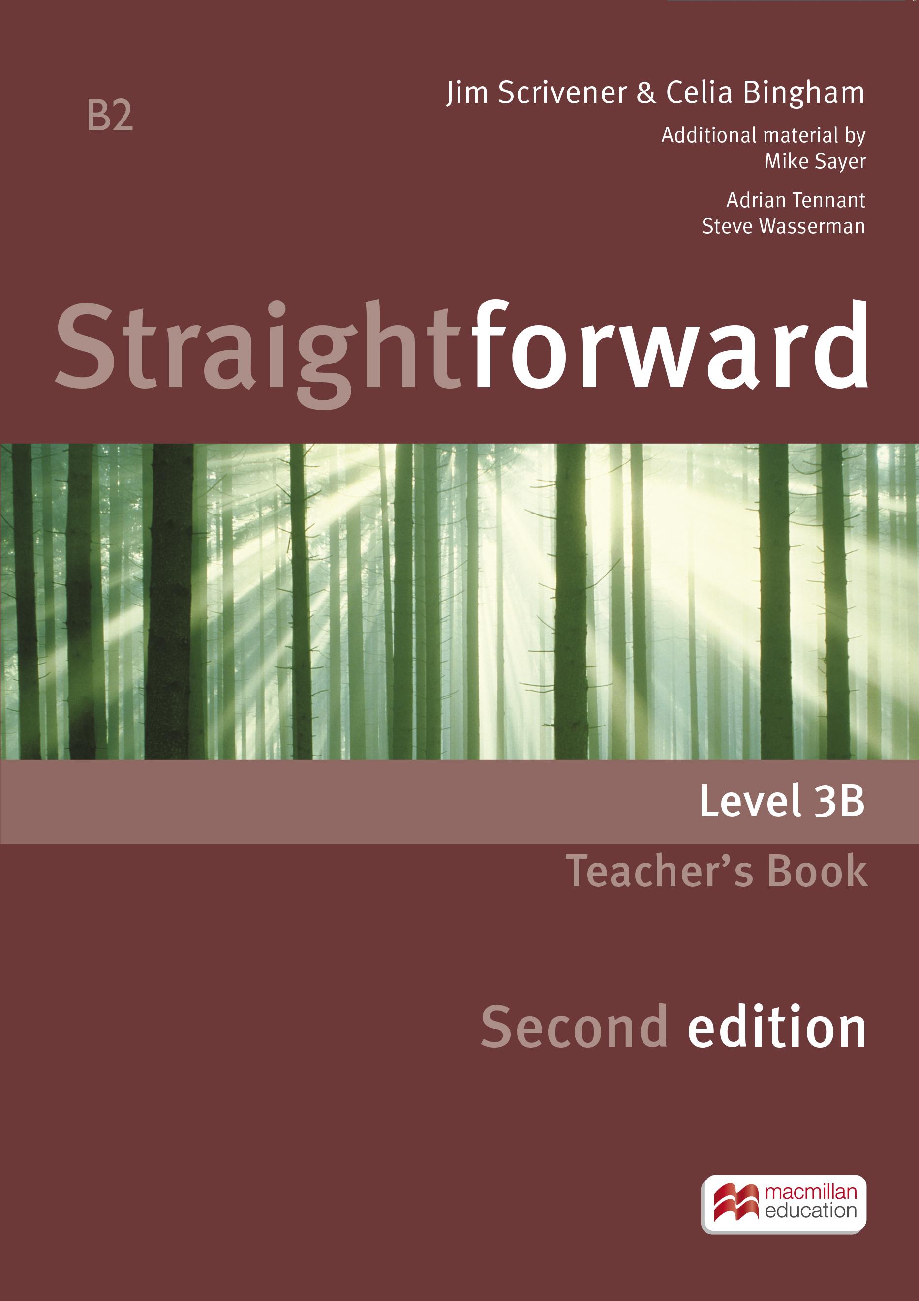 Straightforward Advanced Teachers Book