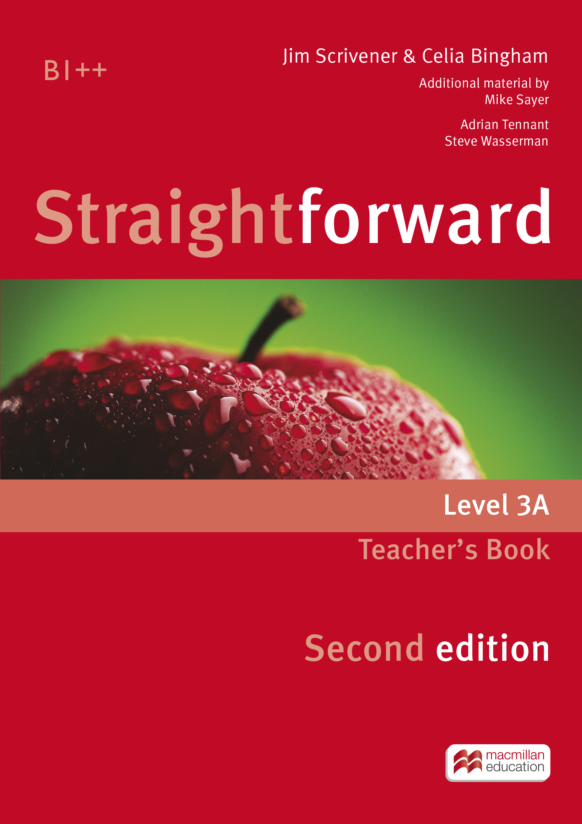 Straightforward Split Edition Level 3A Teacher