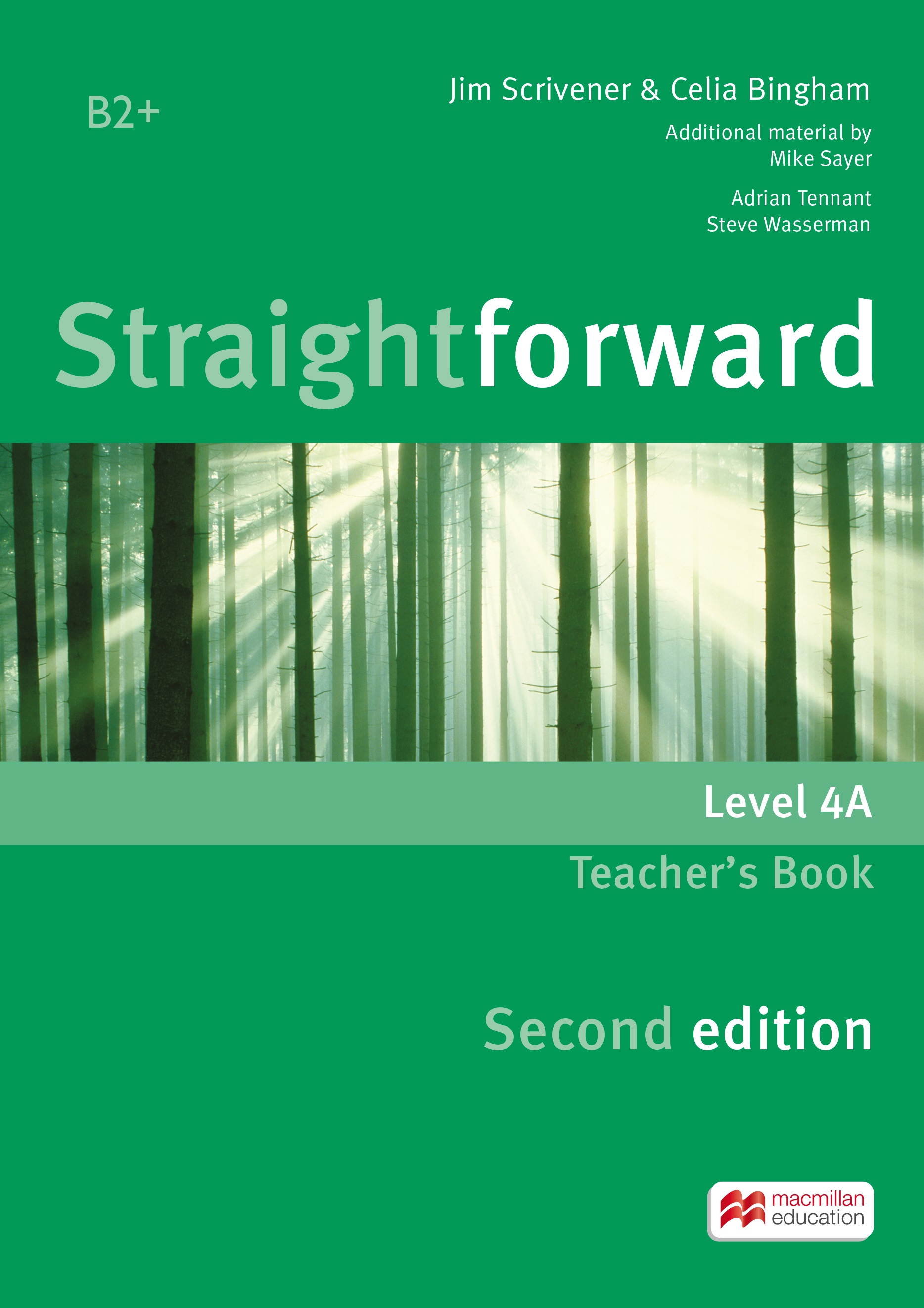 Straightforward Split Edition Level 4A Teacher